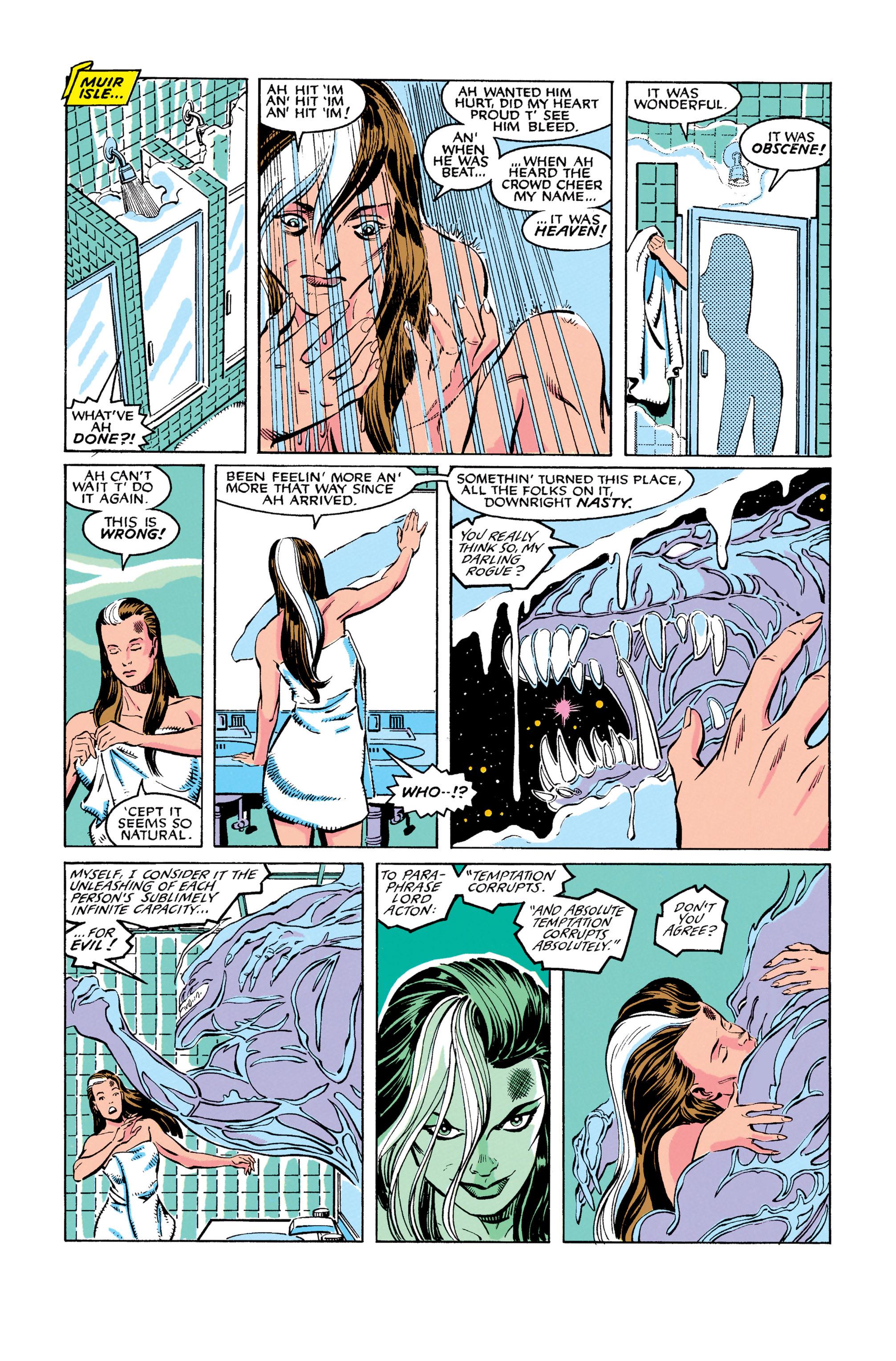 Read online Uncanny X-Men (1963) comic -  Issue #278 - 14