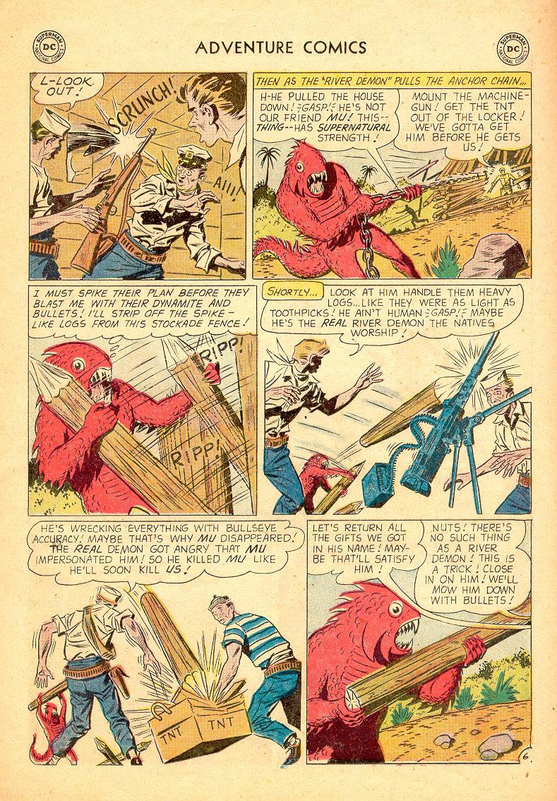 Read online Adventure Comics (1938) comic -  Issue #274 - 32