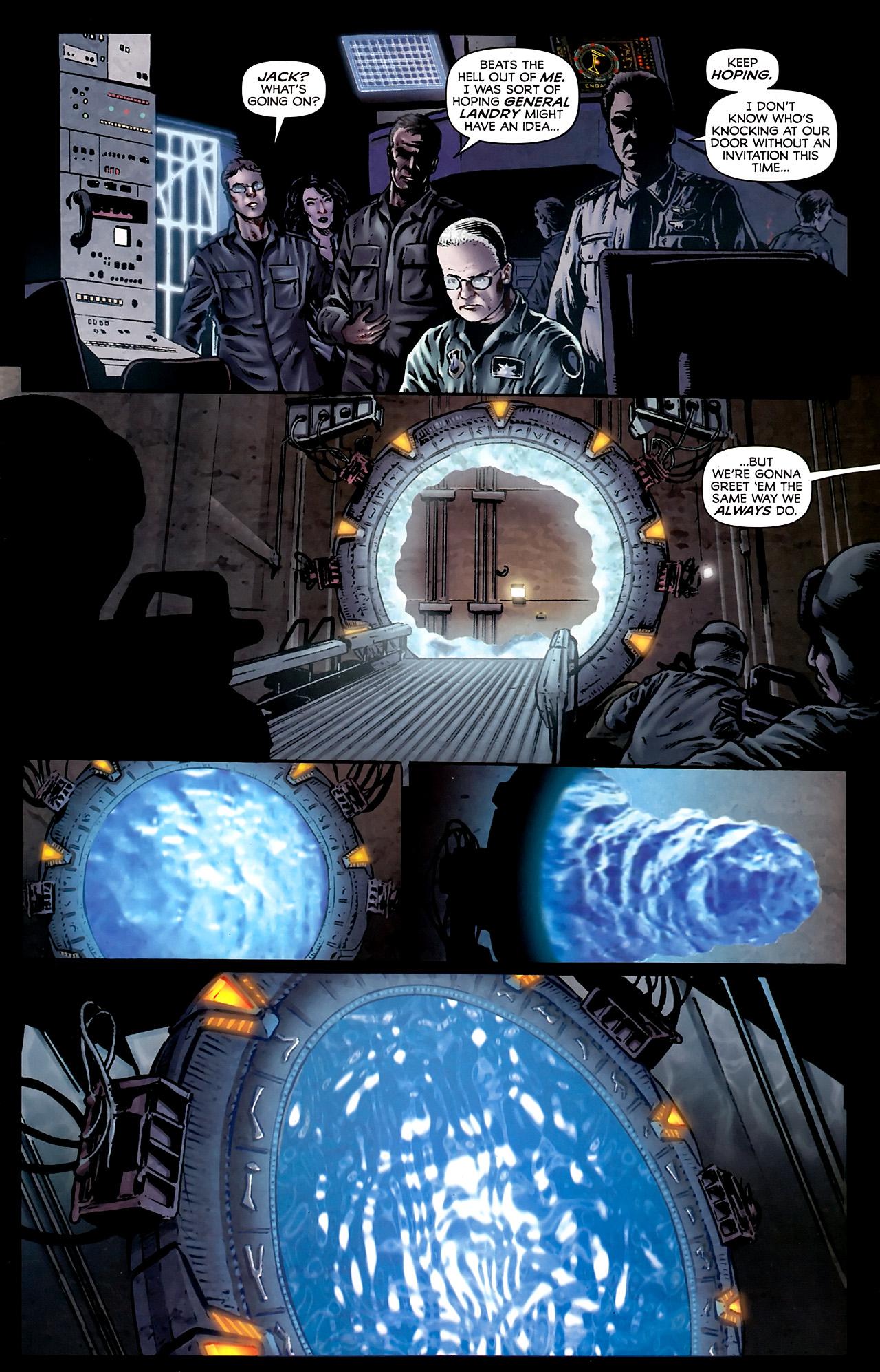 Read online Stargate Vala Mal Doran comic -  Issue #3 - 19