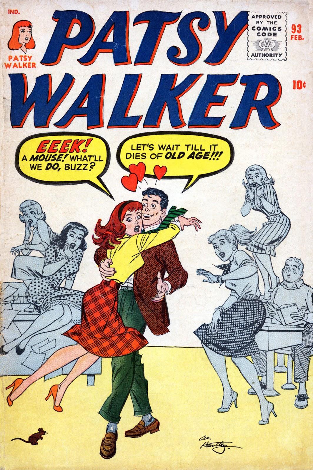 Patsy Walker 93 Page 1