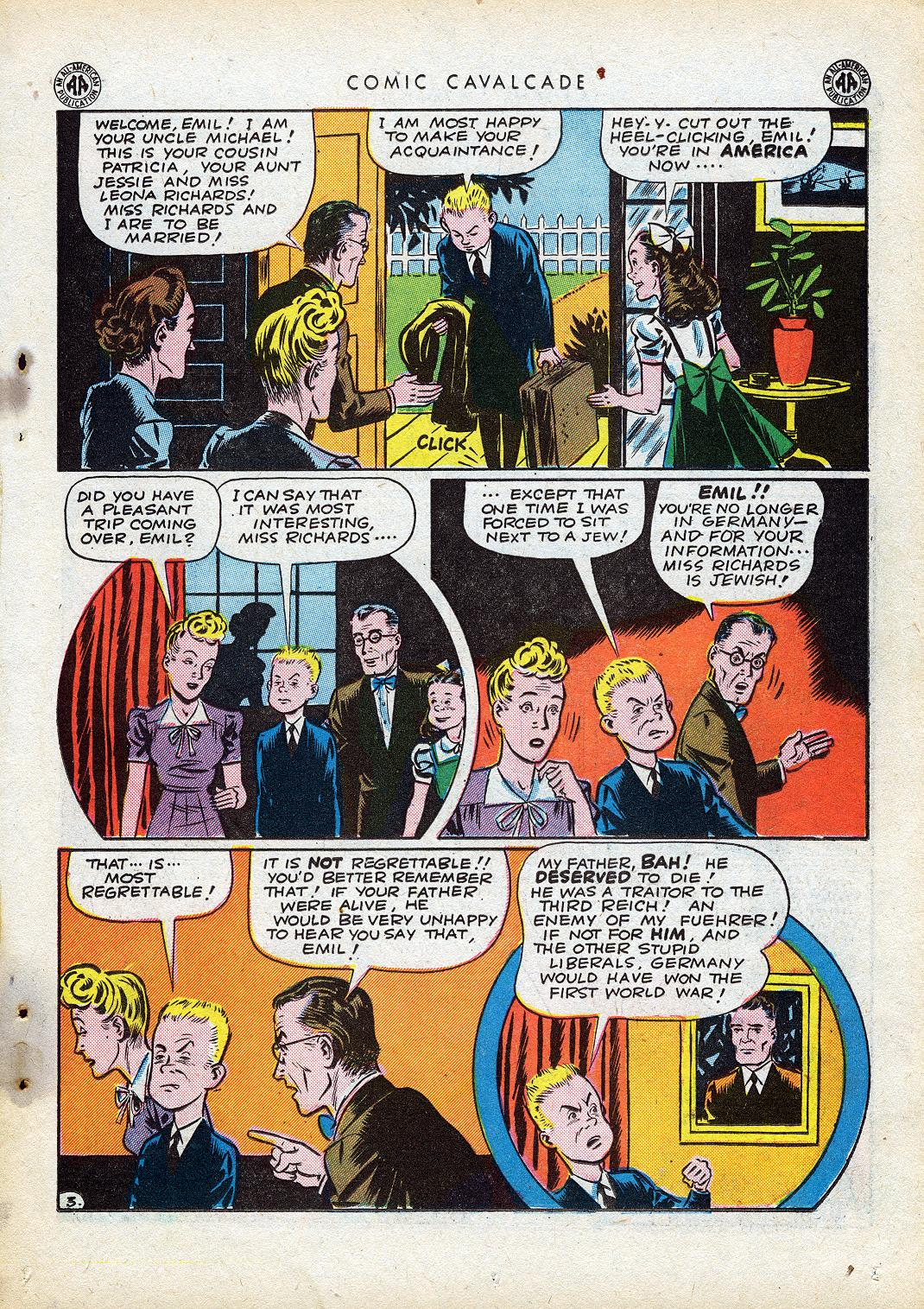 Comic Cavalcade issue 10 - Page 22