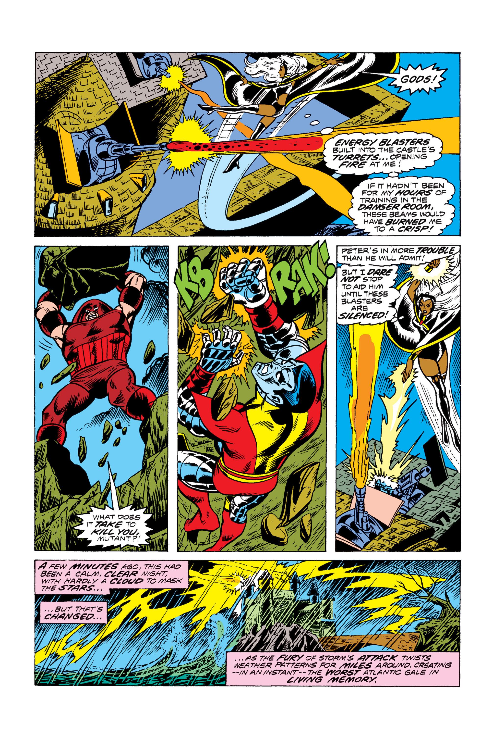 Uncanny X-Men (1963) 103 Page 13
