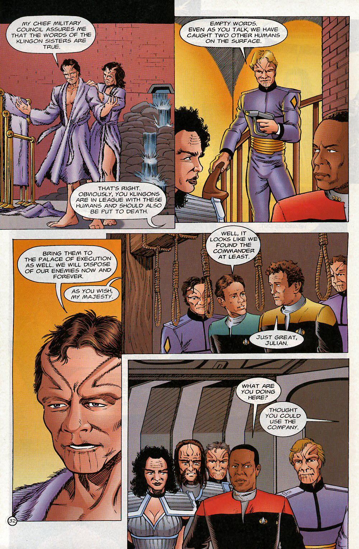 Read online Star Trek: Deep Space Nine - Lightstorm comic -  Issue # Full - 32