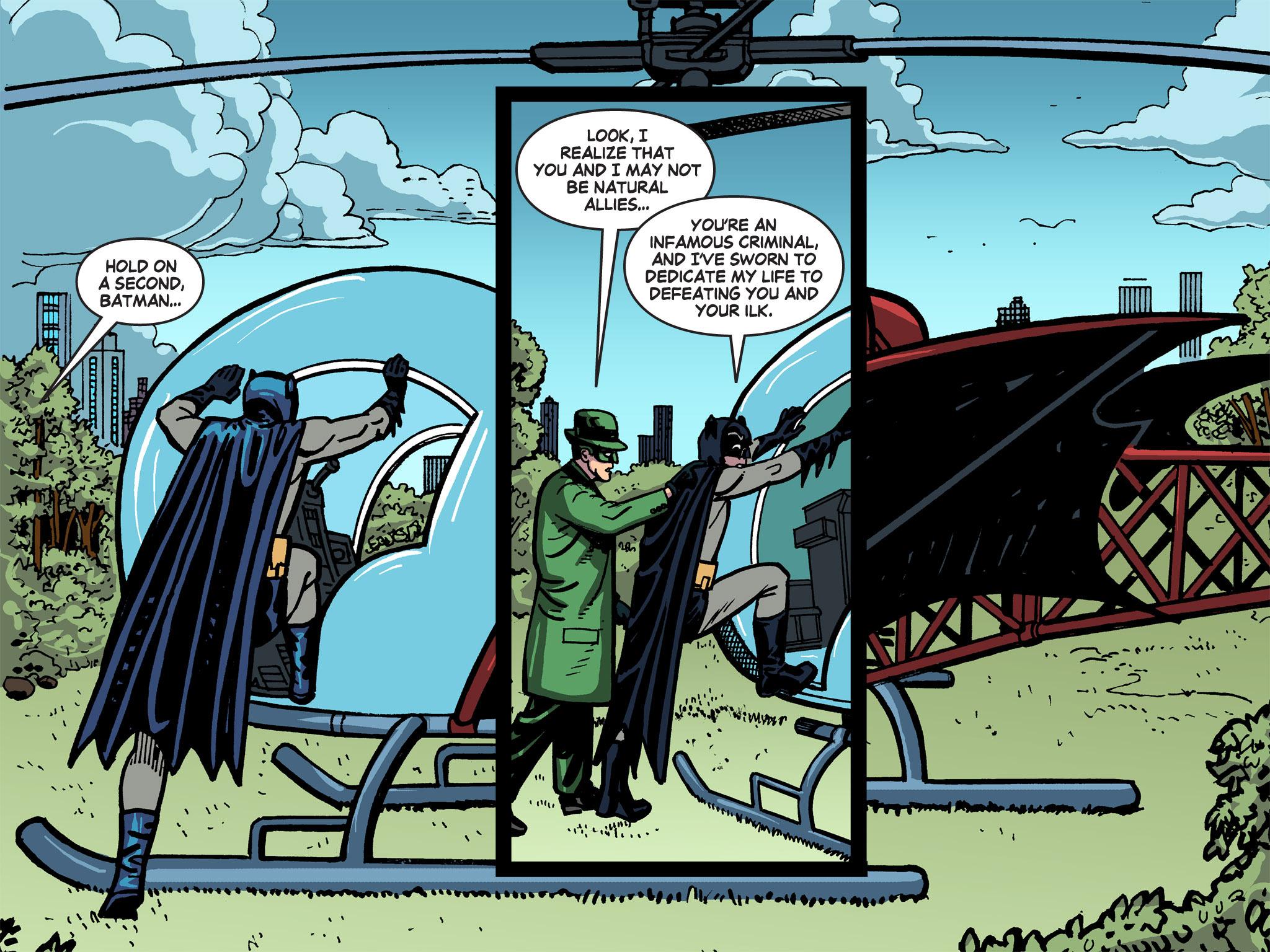 Read online Batman '66 Meets the Green Hornet [II] comic -  Issue #5 - 33