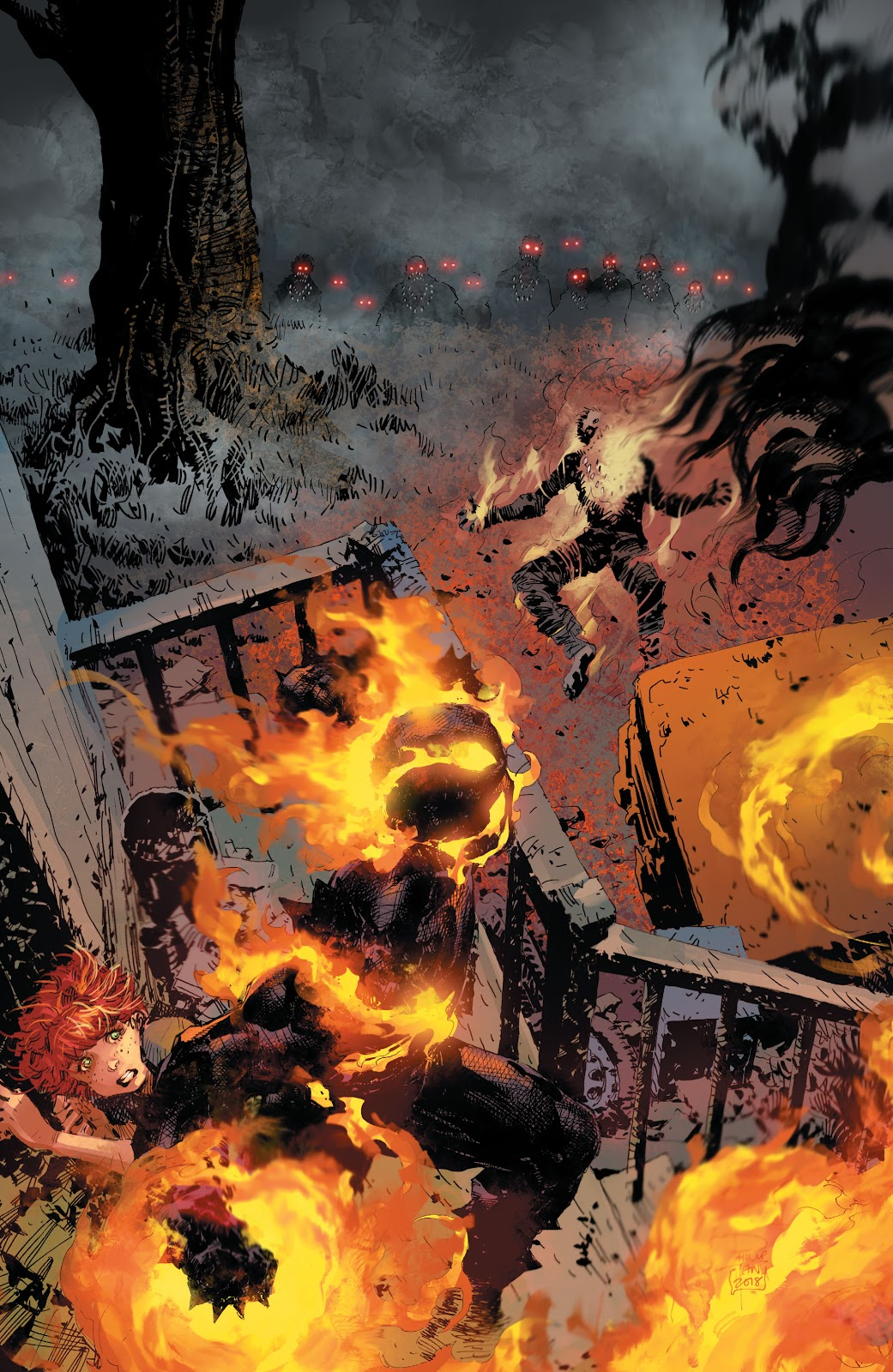 Read online The Curse of Brimstone: Ashes comic -  Issue # TPB (Part 1) - 49