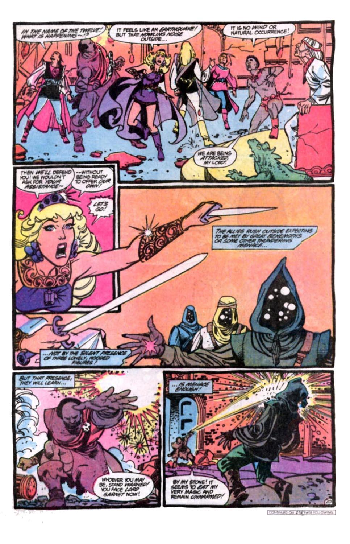 Read online Amethyst, Princess of Gemworld comic -  Issue #8 - 21