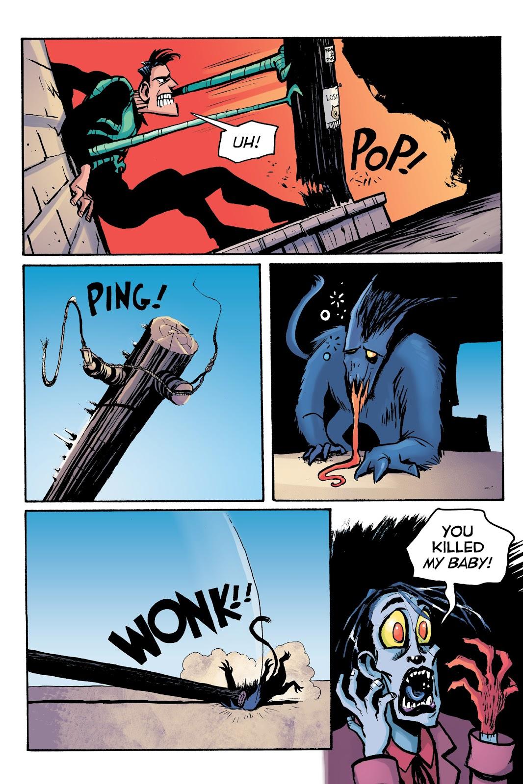 Read online Creature Tech (2019) comic -  Issue # TPB (Part 2) - 16