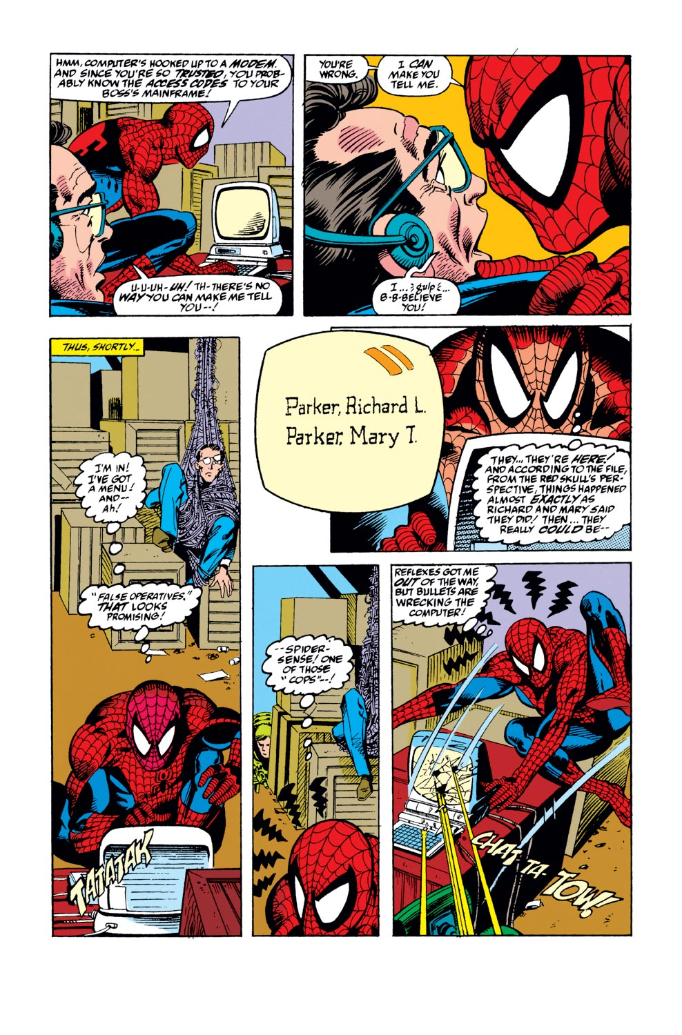 The Amazing Spider-Man (1963) 367 Page 21