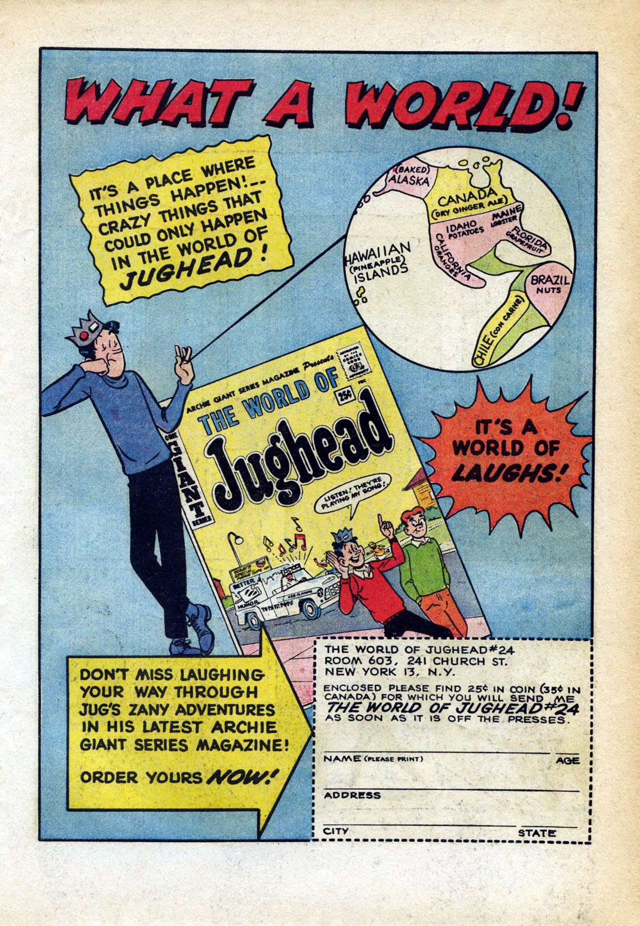 Read online Archie (1960) comic -  Issue #140 - 19