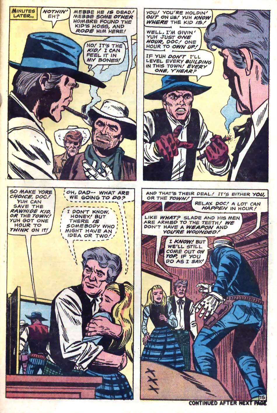 The Rawhide Kid (1955) issue 75 - Page 21
