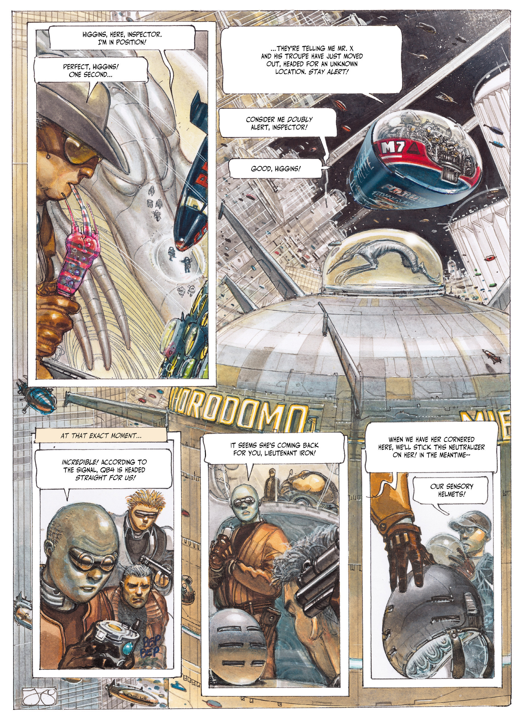 Read online The Fourth Power comic -  Issue #2 - 45