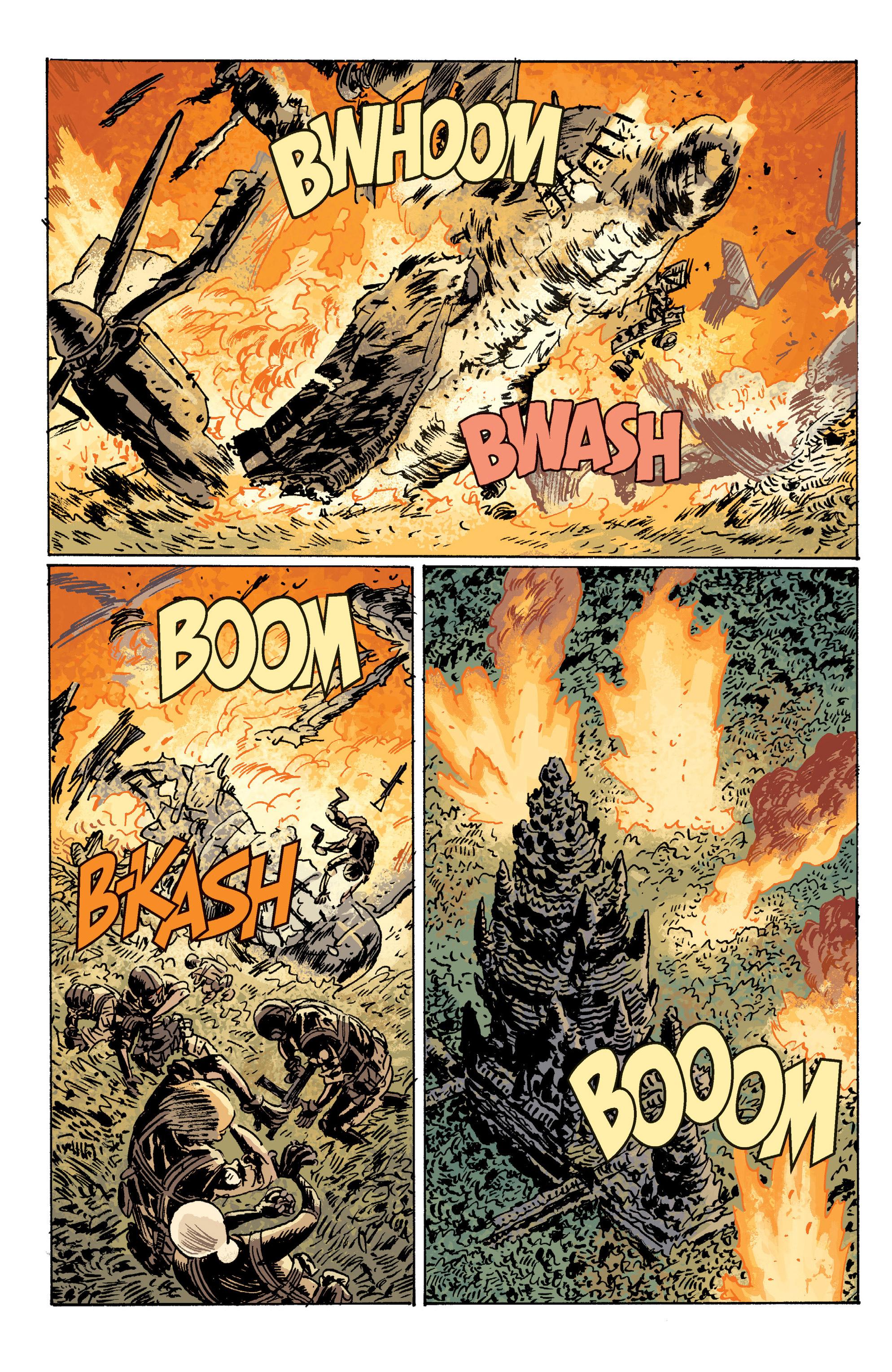 Read online B.P.R.D. (2003) comic -  Issue # TPB 10 - 60