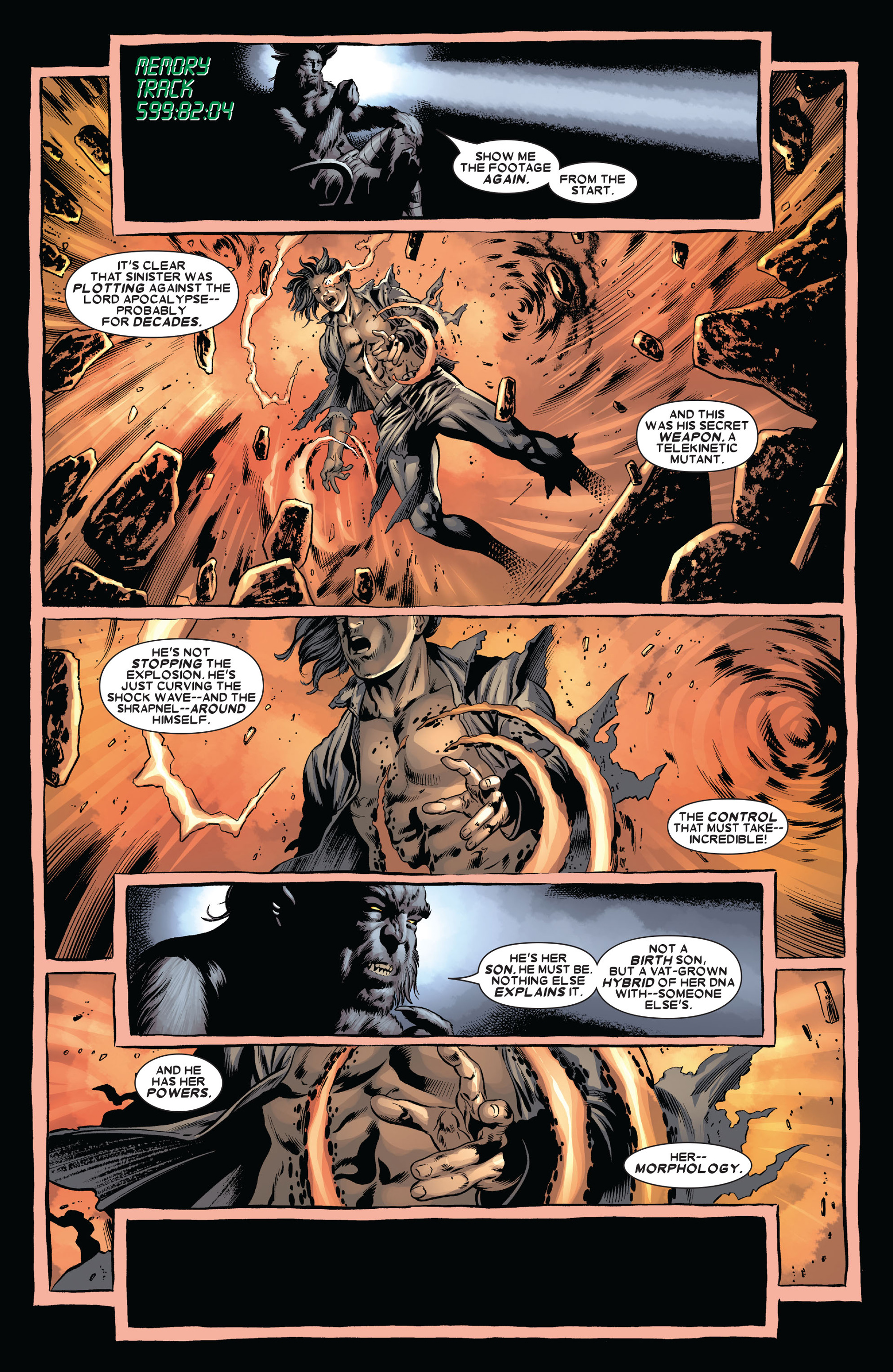 Read online X-Factor (2006) comic -  Issue #22 - 28