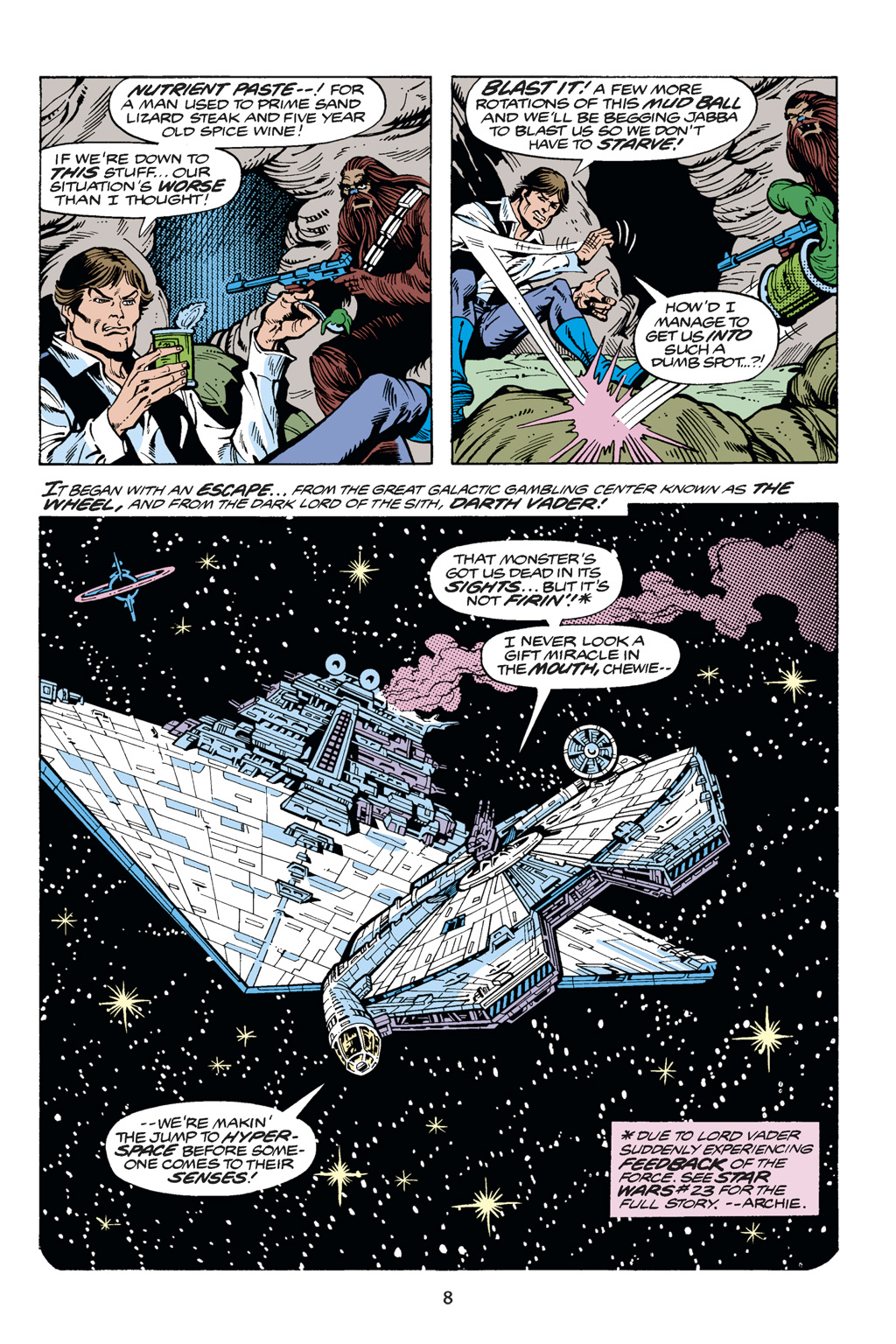 Read online Star Wars Omnibus comic -  Issue # Vol. 14 - 9