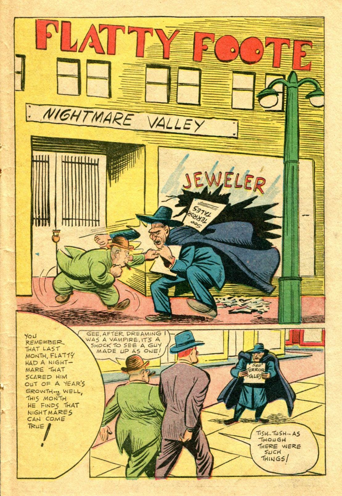 Read online Shadow Comics comic -  Issue #75 - 38