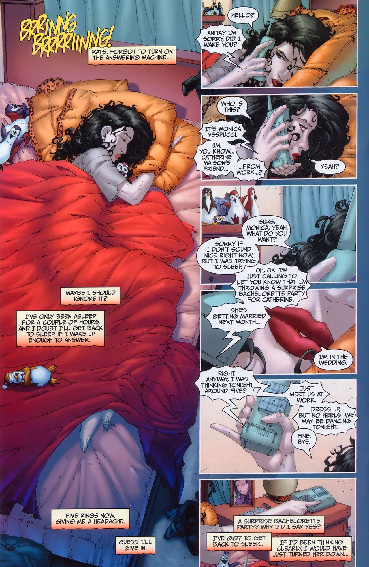Read online Anita Blake, Vampire Hunter: Guilty Pleasures comic -  Issue #1 - 9