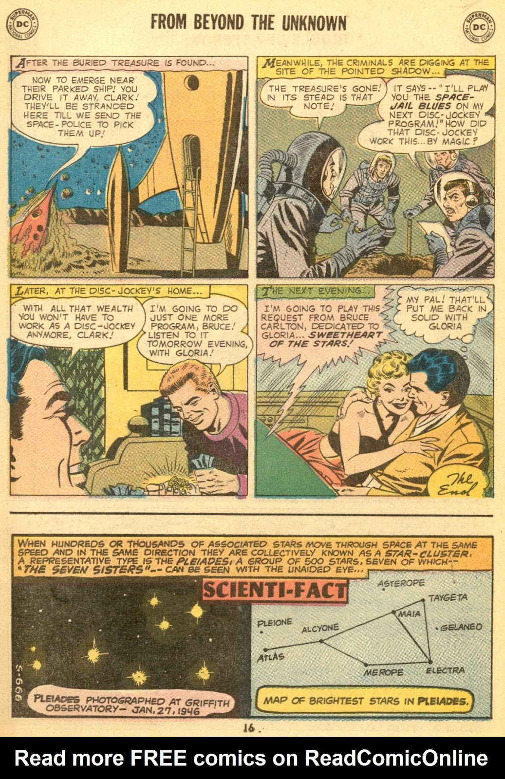 From Beyond the Unknown (1969) issue 9 - Page 18