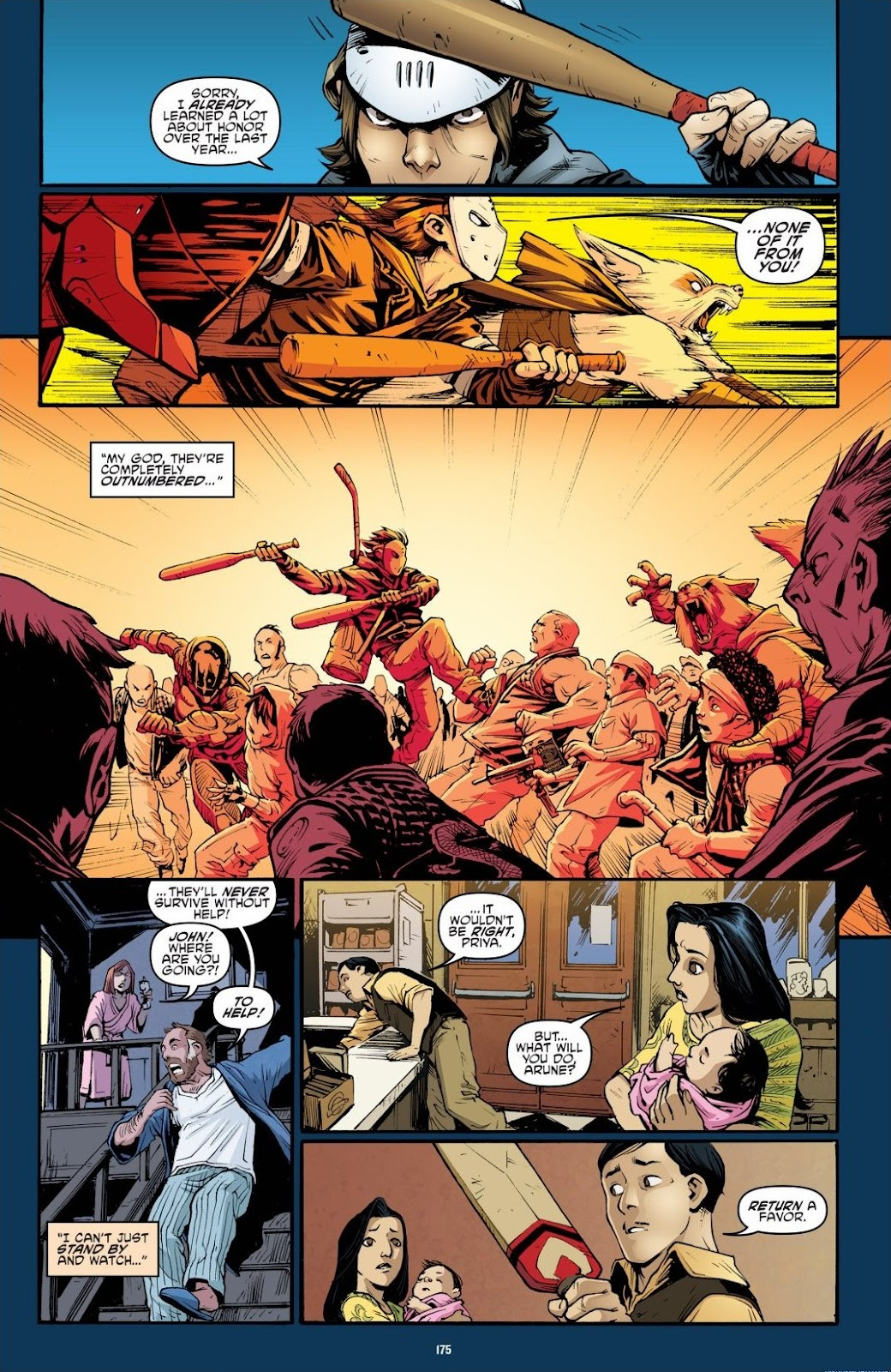 Read online Teenage Mutant Ninja Turtles: The IDW Collection comic -  Issue # TPB 6 (Part 2) - 73