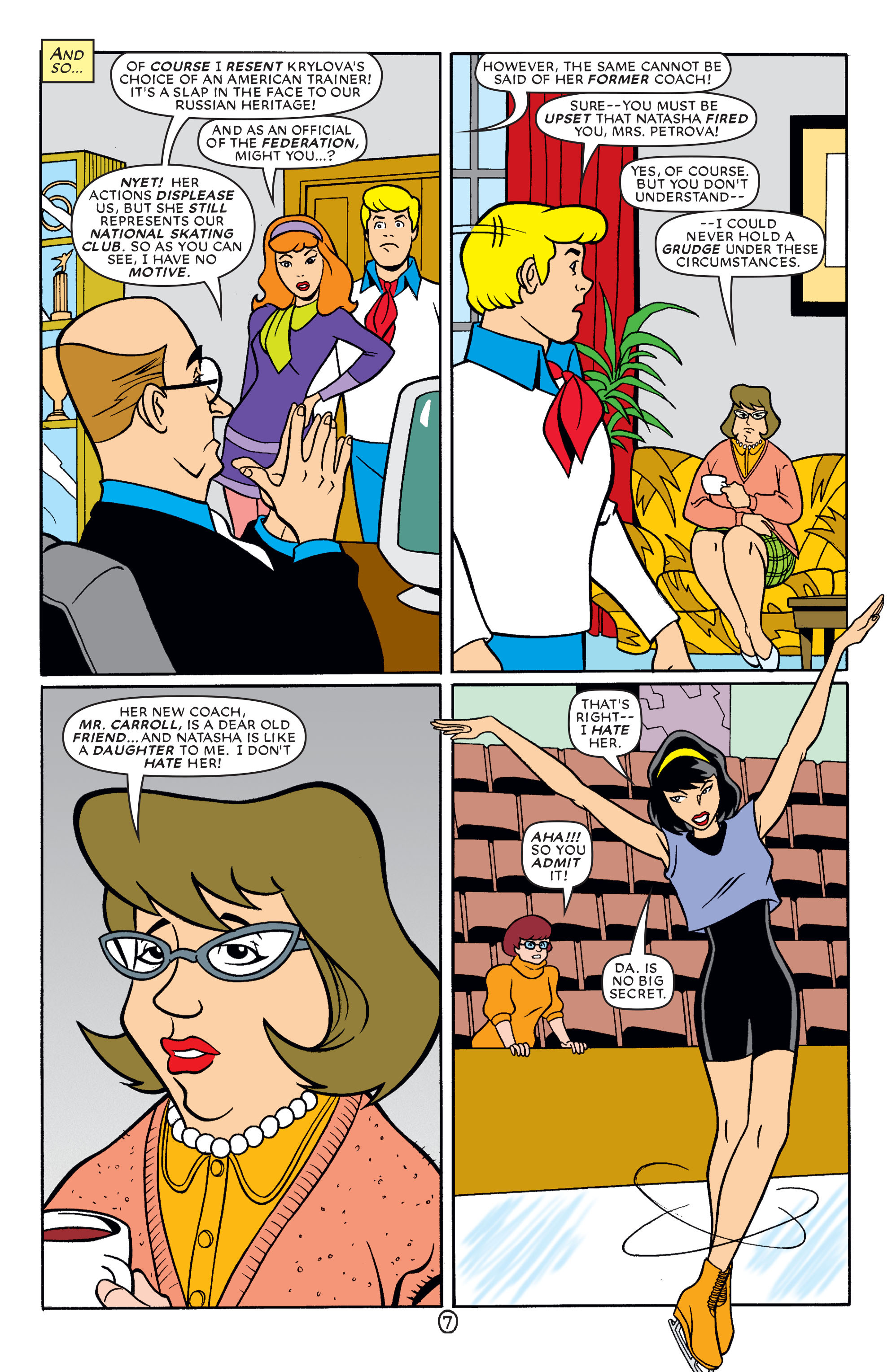 Read online Scooby-Doo (1997) comic -  Issue #67 - 8