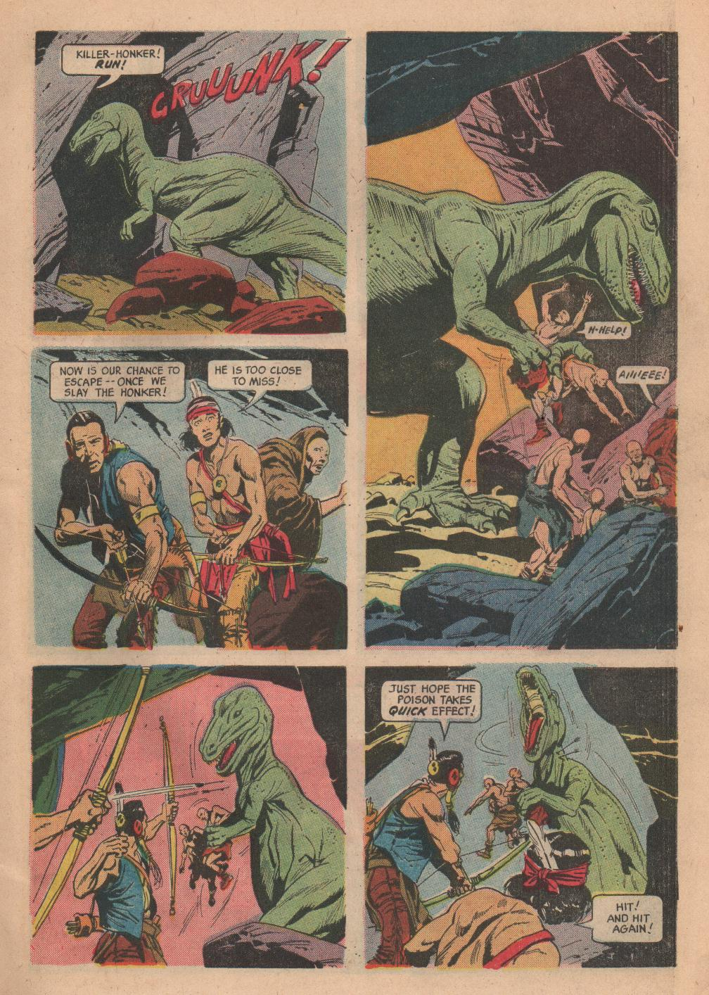 Read online Turok, Son of Stone comic -  Issue #55 - 6