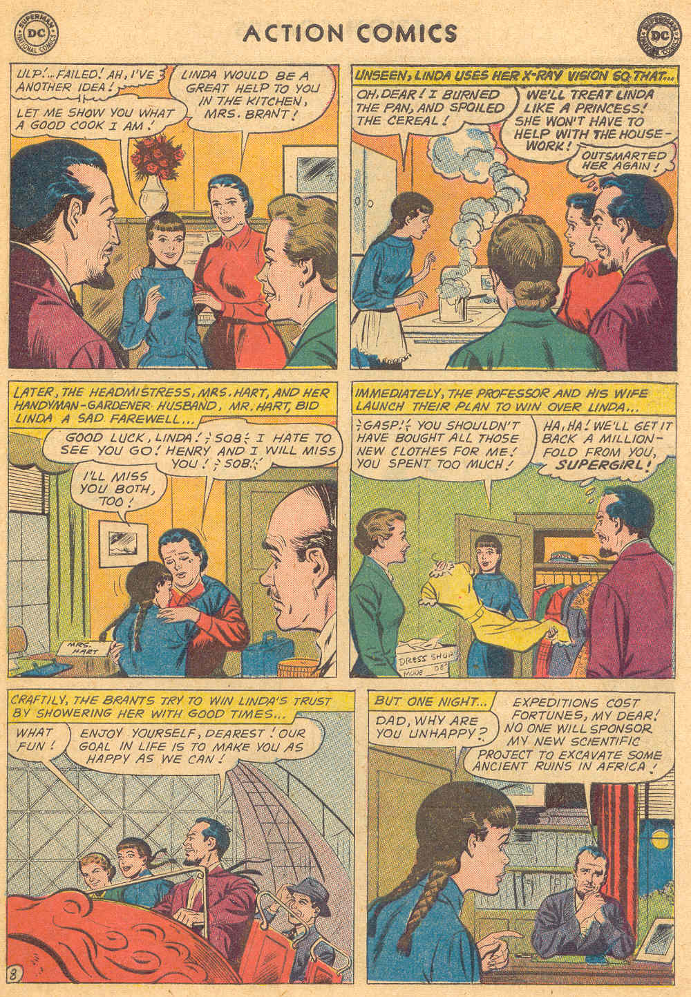 Read online Action Comics (1938) comic -  Issue #271 - 27