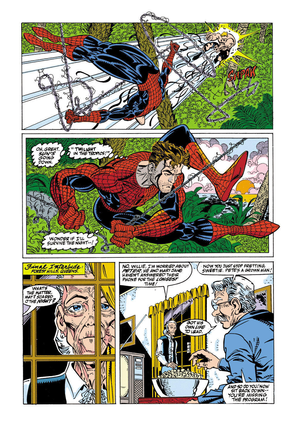 The Amazing Spider-Man (1963) 347 Page 17