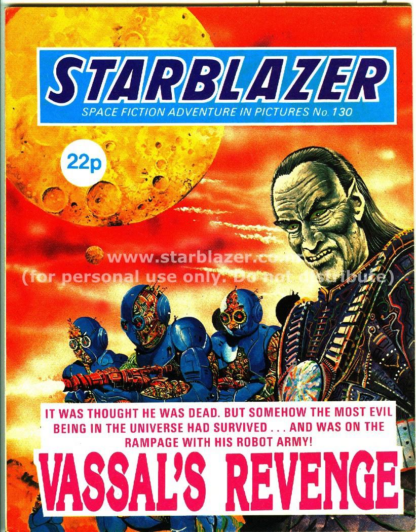 Starblazer issue 130 - Page 1