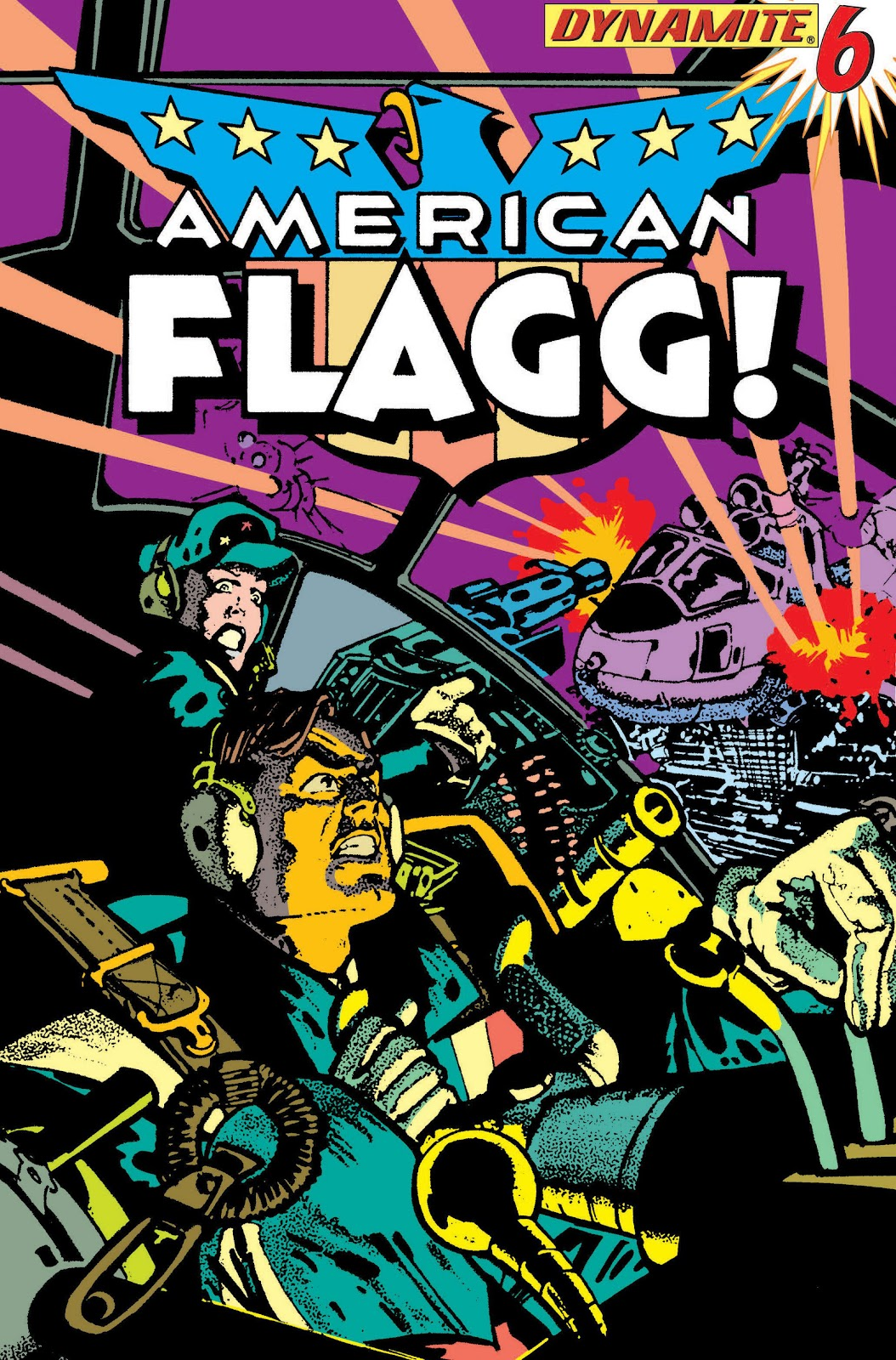 American Flagg! issue Definitive Collection (Part 2) - Page 74
