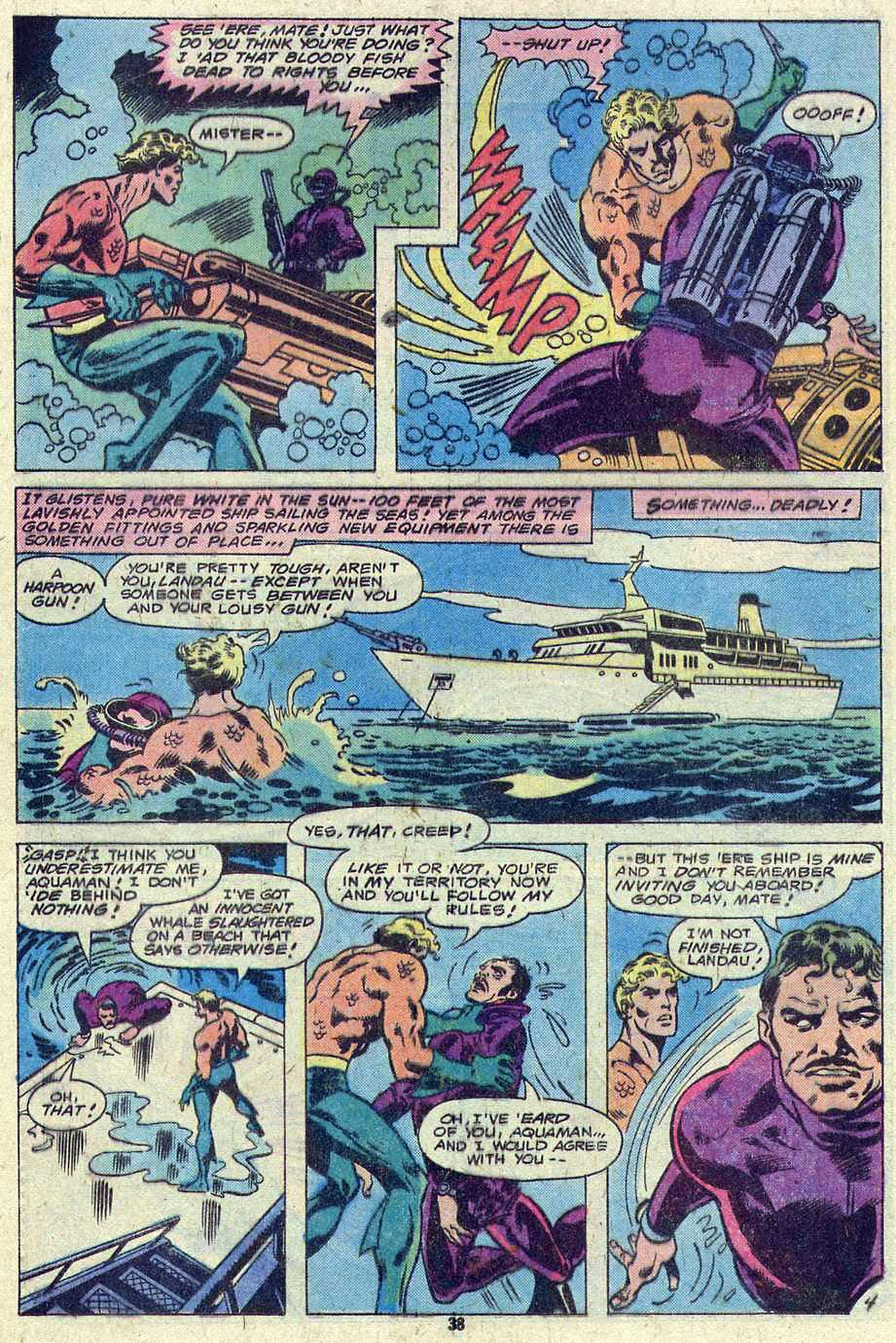 Read online Adventure Comics (1938) comic -  Issue #460 - 38