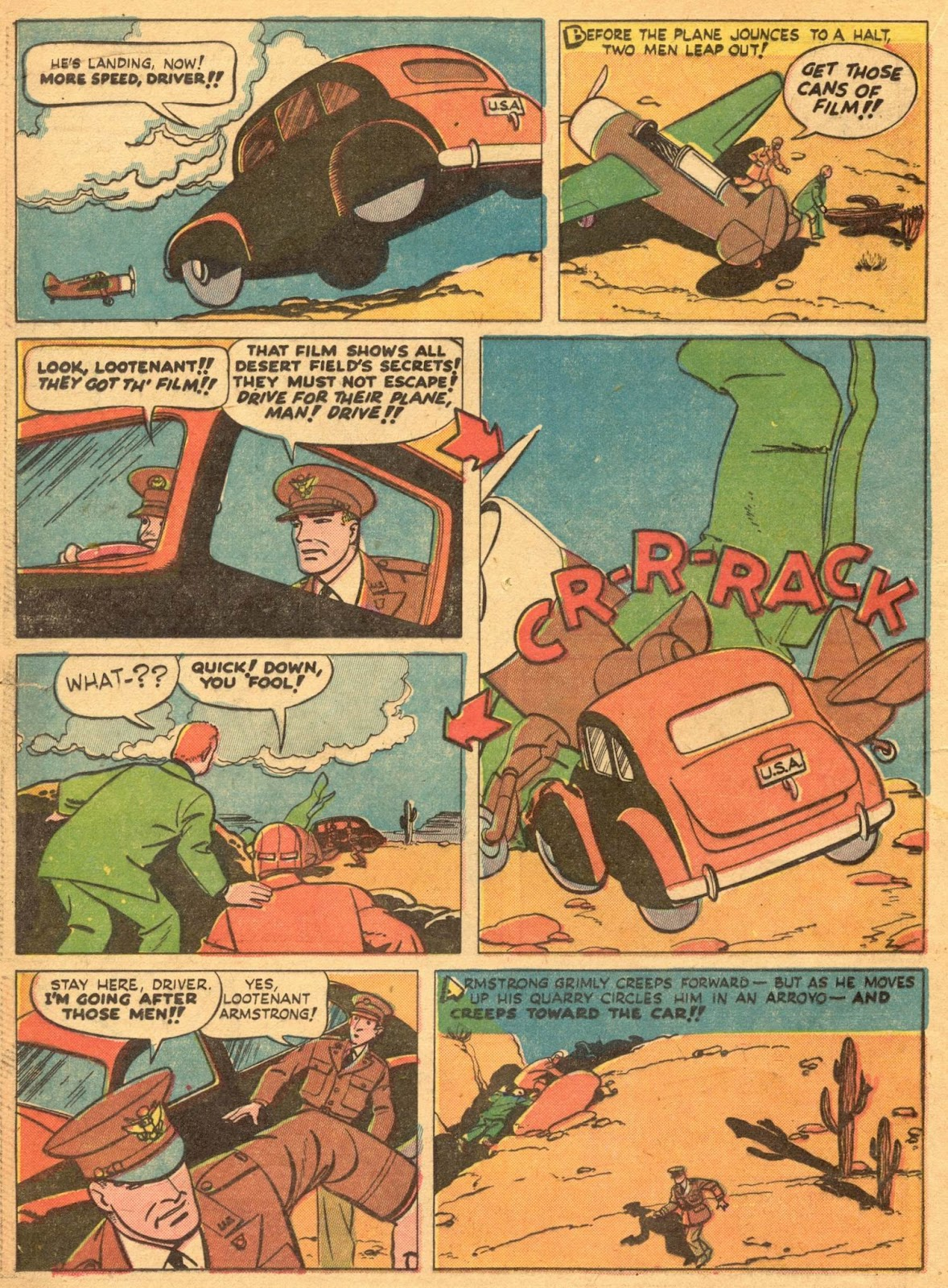 Star Spangled Comics (1941) issue 1 - Page 42