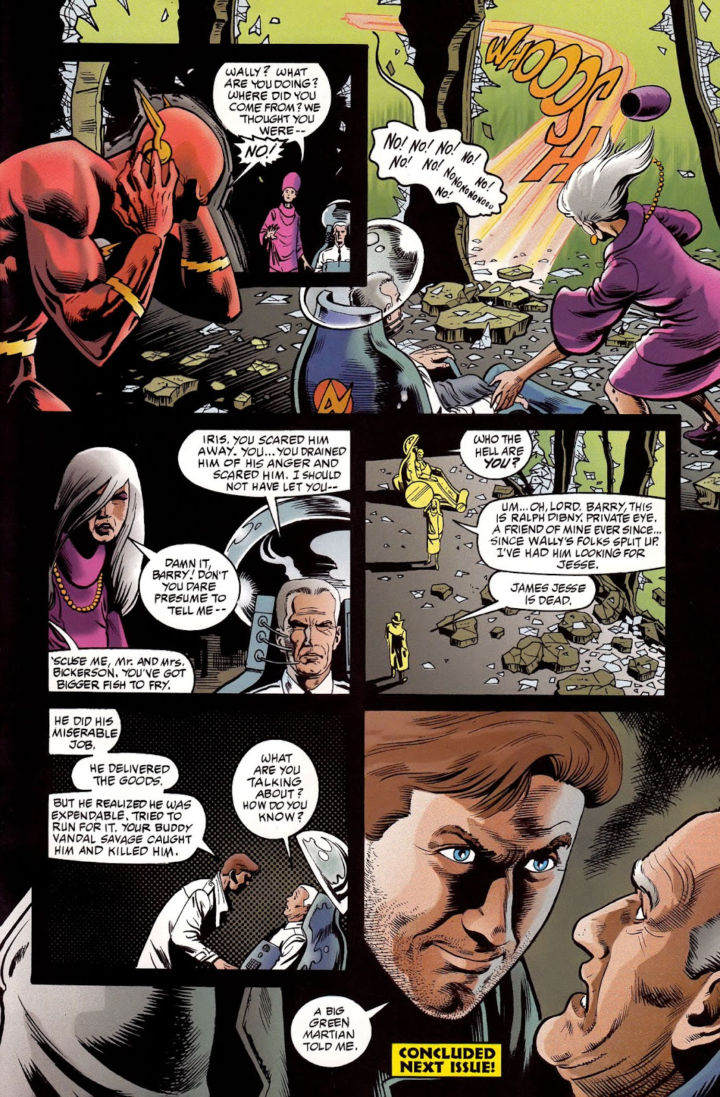 Read online Flashpoint (1999) comic -  Issue #2 - 31