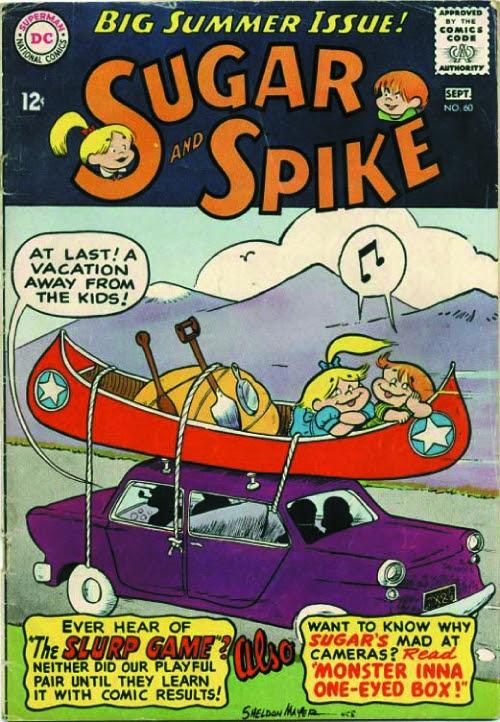 Sugar and Spike 60 Page 1