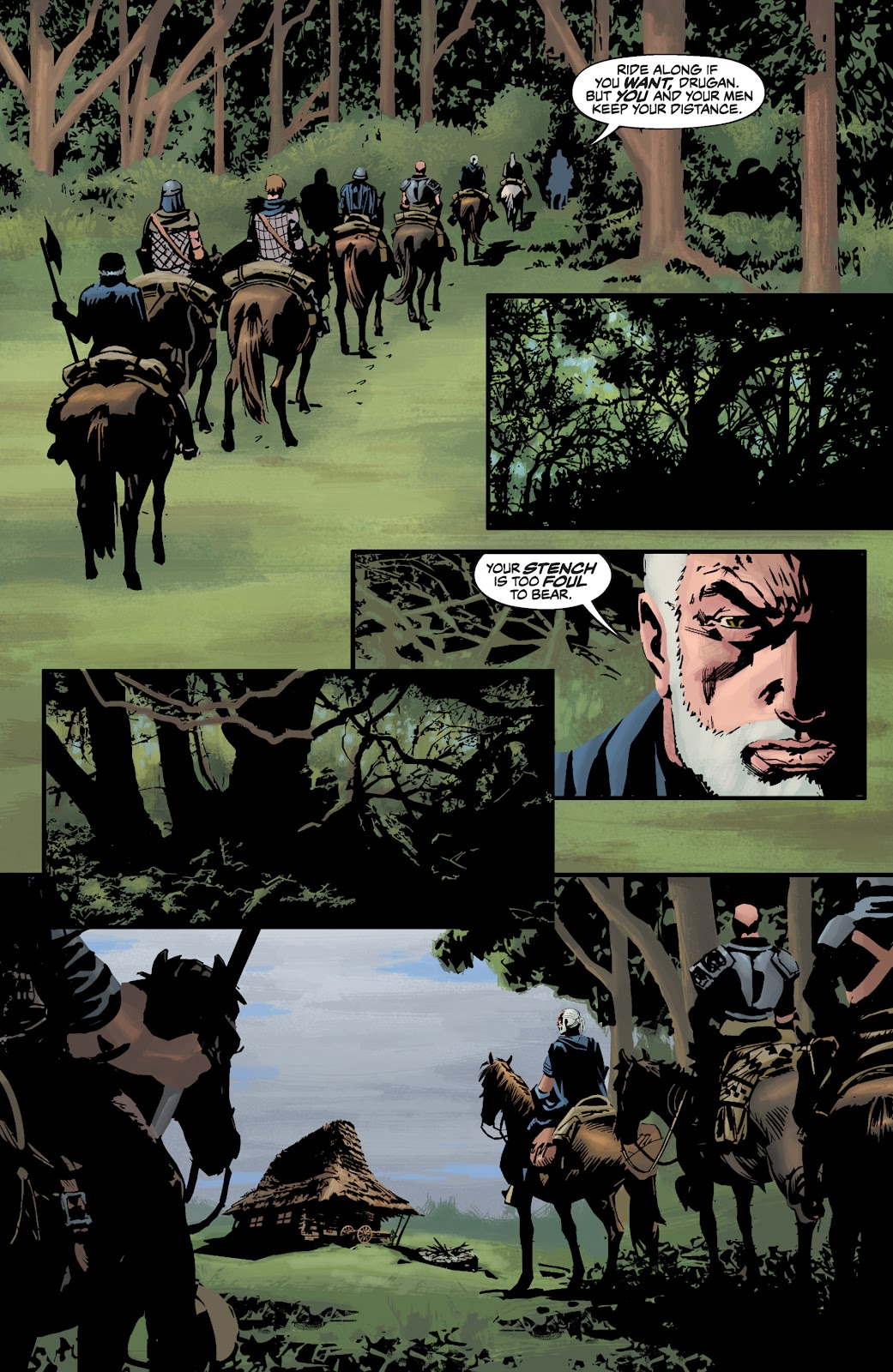Read online The Witcher Omnibus comic -  Issue # TPB (Part 3) - 84