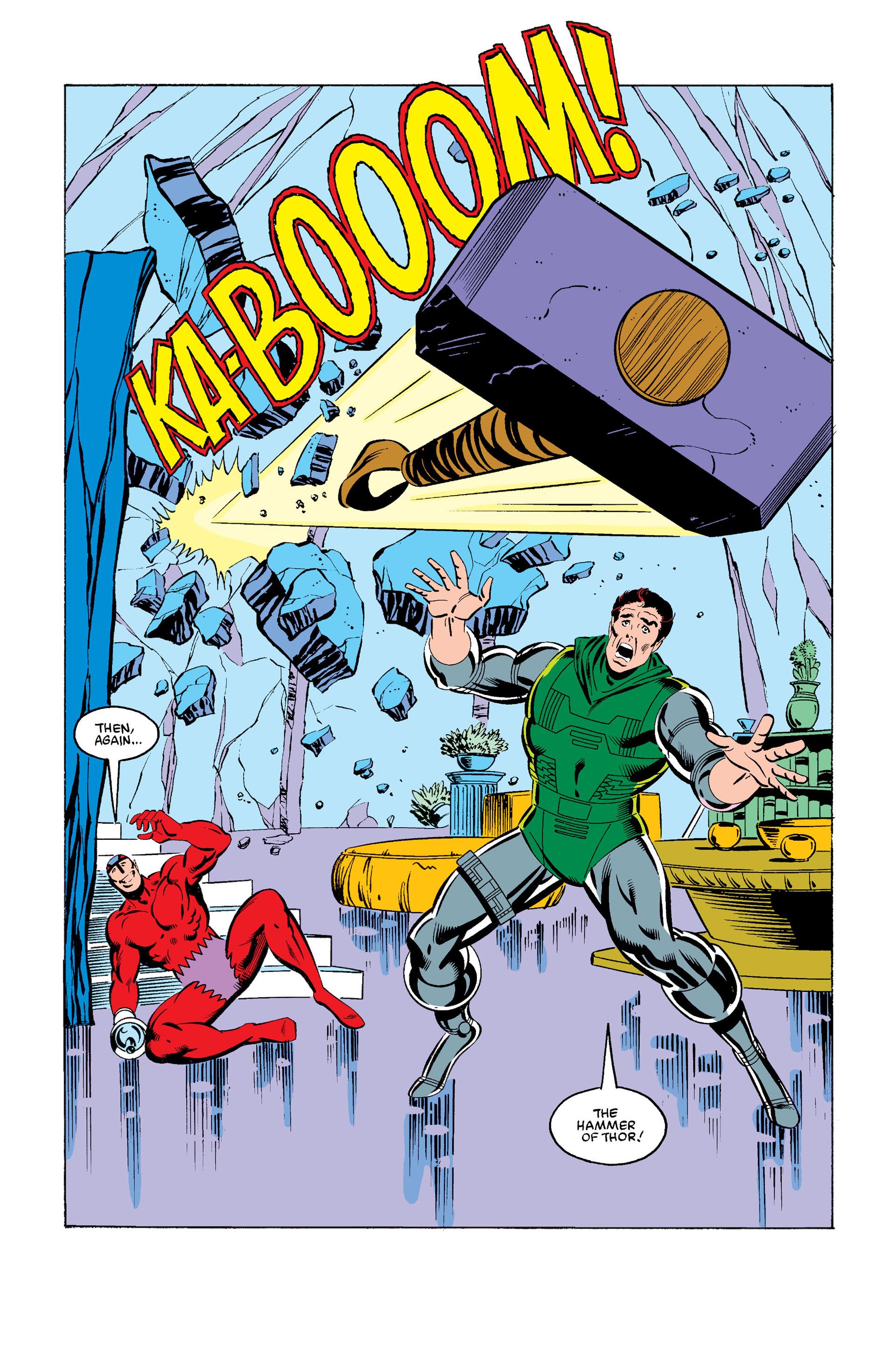 Read online Secret Wars (1985) comic -  Issue #12 - 19