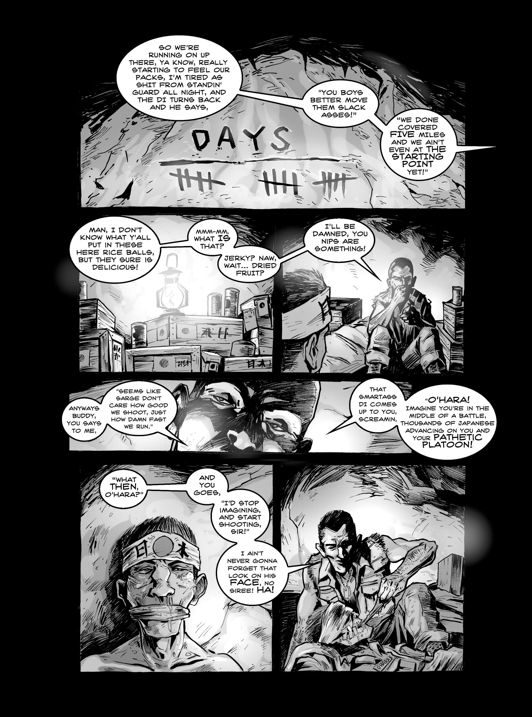 Read online FUBAR comic -  Issue #2 - 26