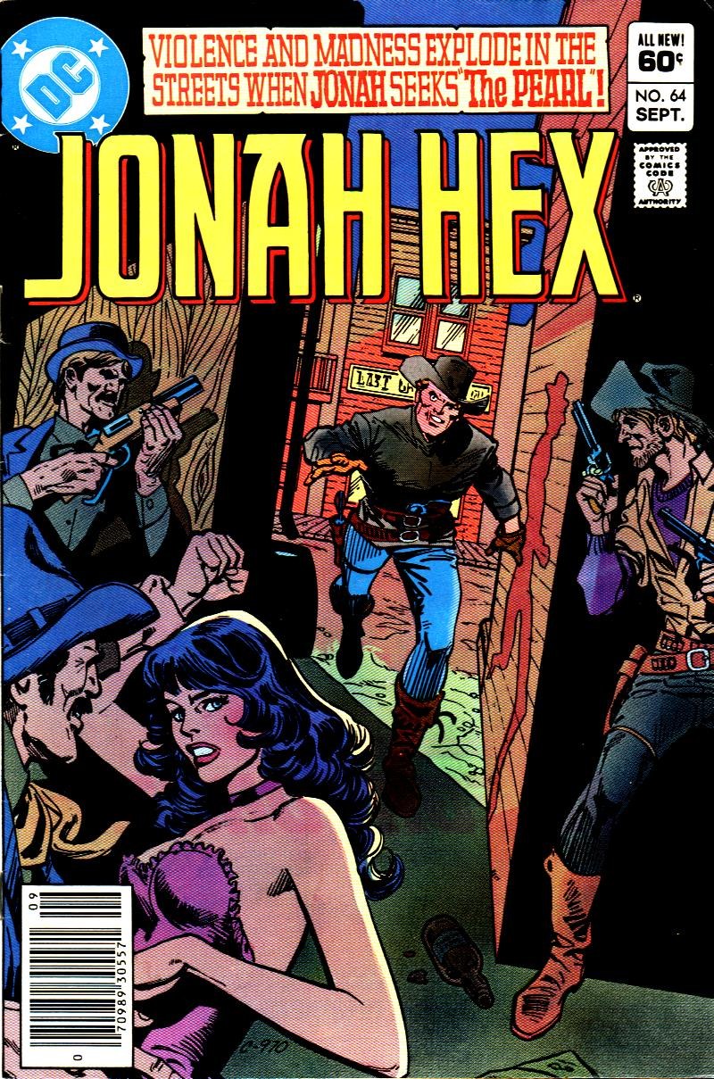 Jonah Hex (1977) 64 Page 1