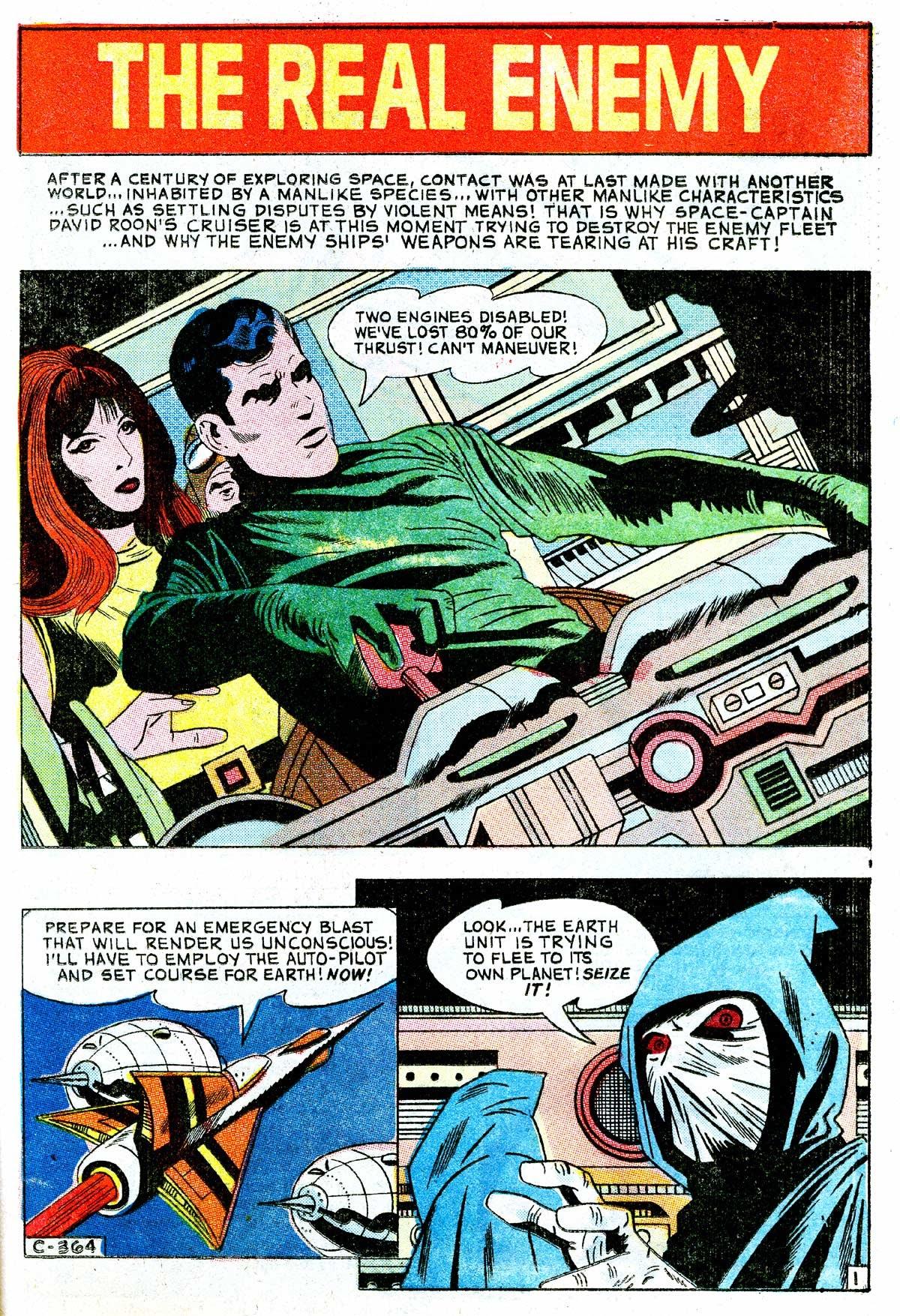 Flash Gordon (1969) issue 16 - Page 23