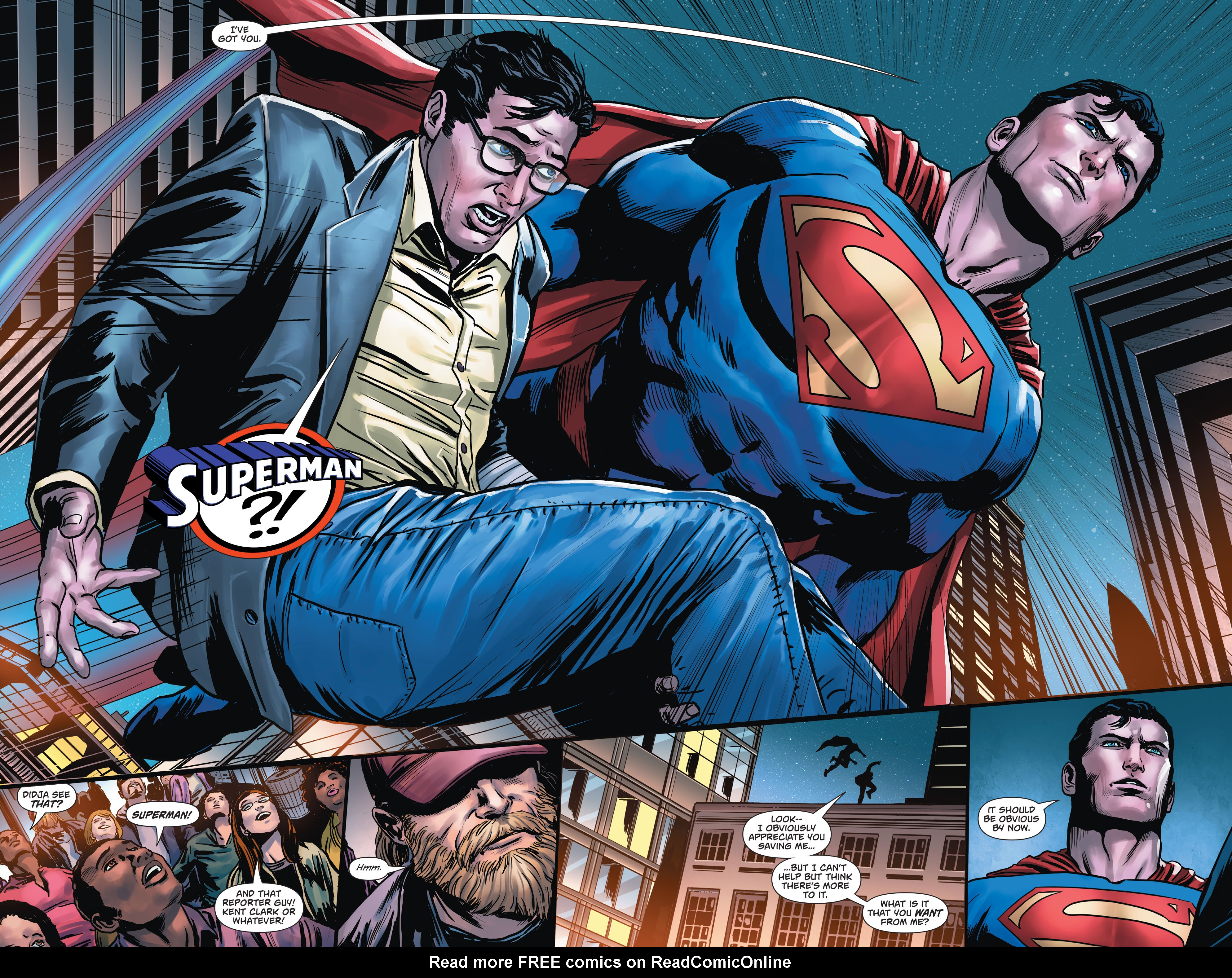 Read online Action Comics (2016) comic -  Issue #963 - 21