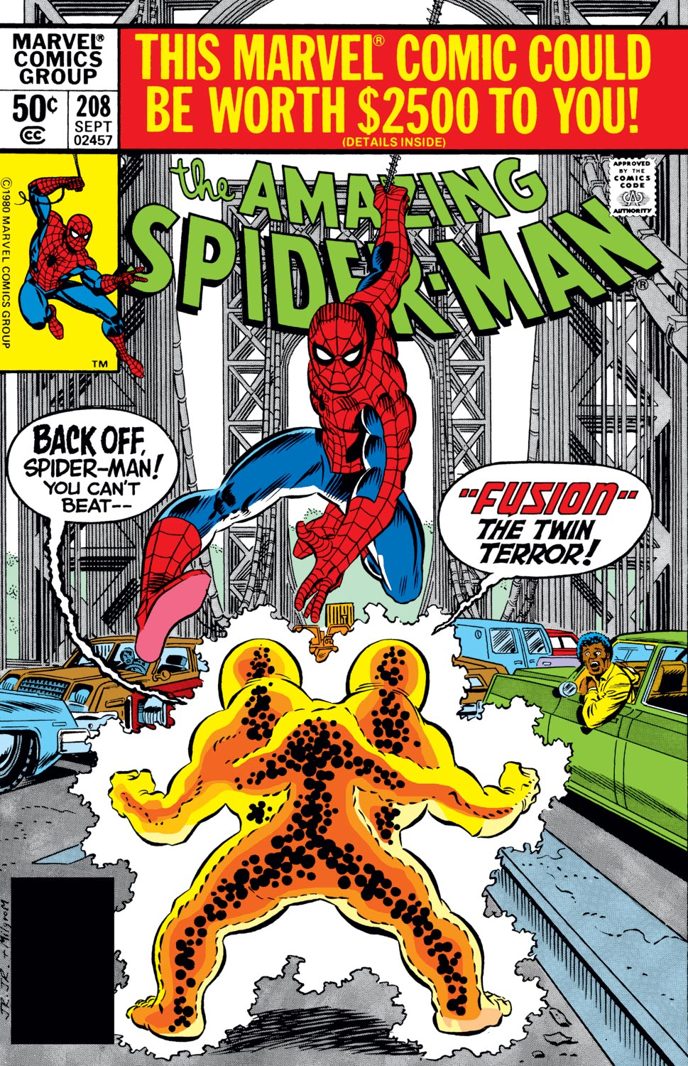 The Amazing Spider-Man (1963) 208 Page 1