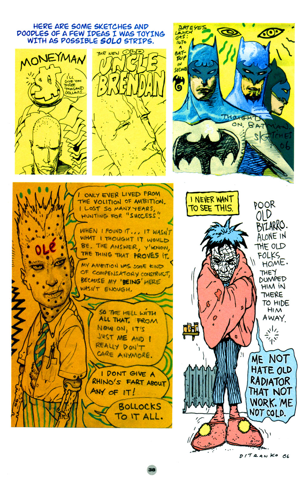 Read online Solo (2004) comic -  Issue #12 - 40