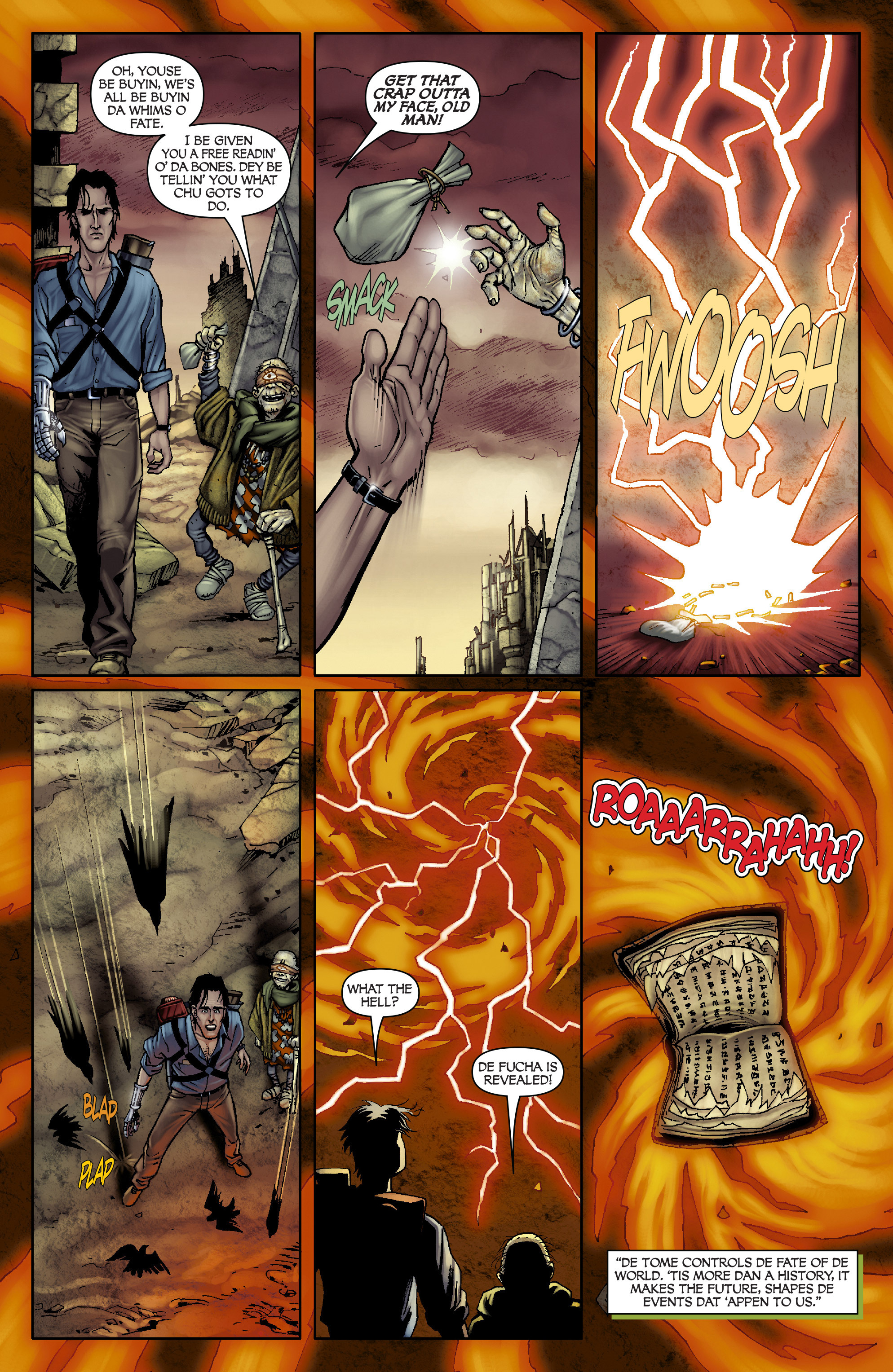 Read online Army of Darkness: From the Ashes comic -  Issue #Army of Darkness: From the Ashes TPB - 24