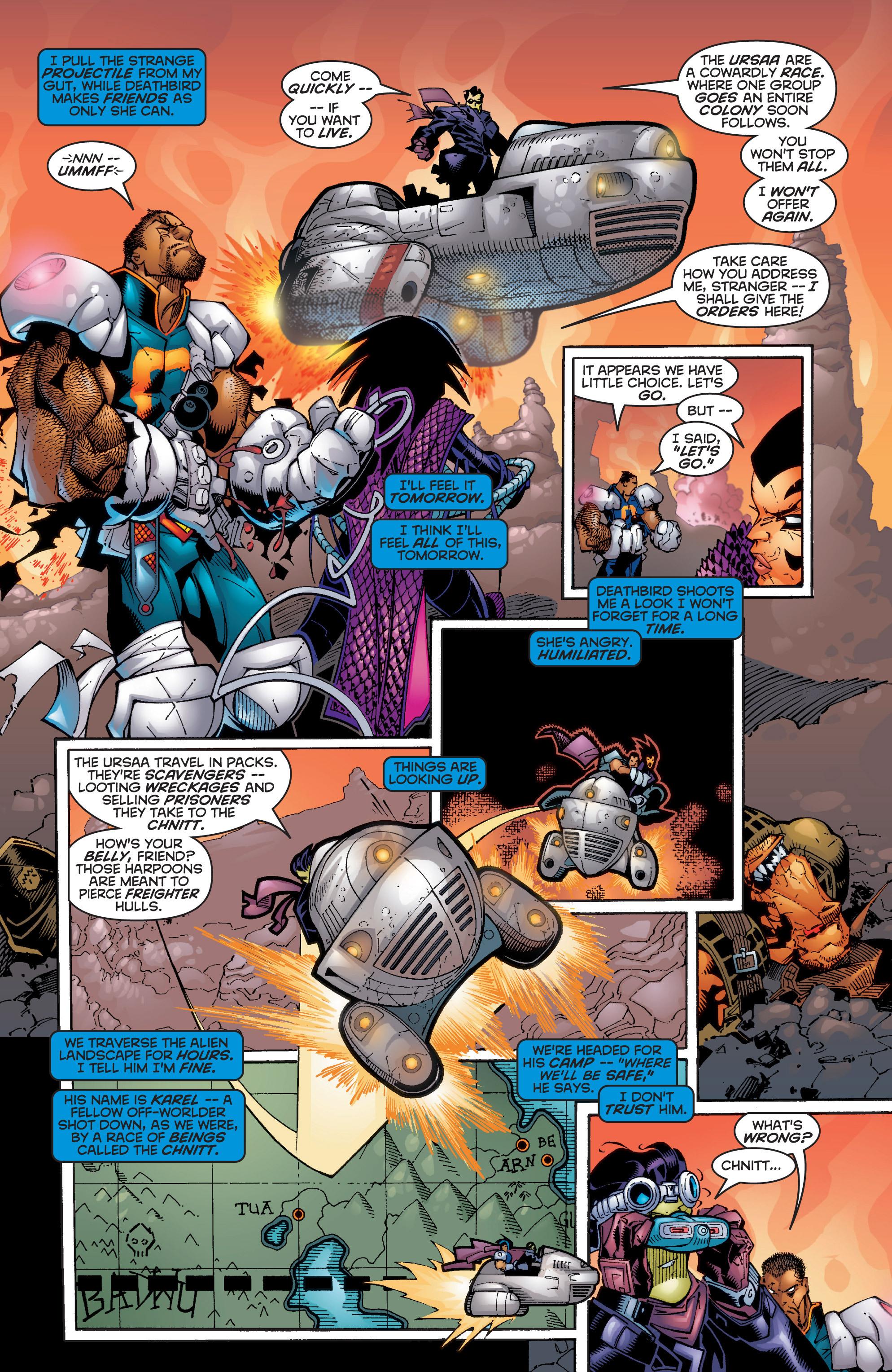 Read online Uncanny X-Men (1963) comic -  Issue #358 - 5
