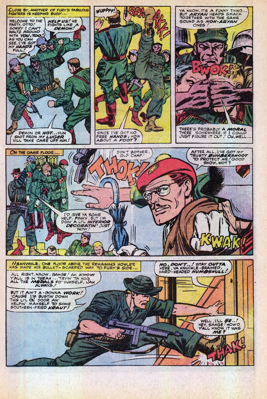 Sgt. Fury issue _Special_7 - Page 7