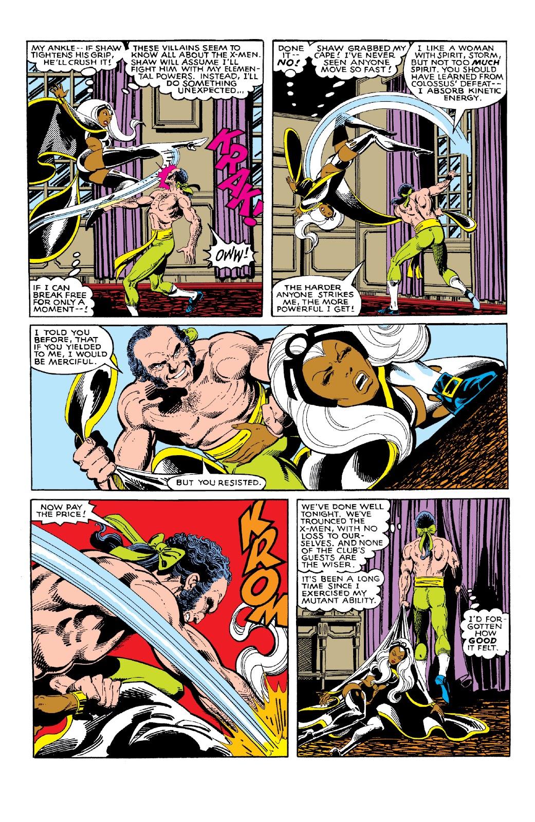 Read online X-Men Milestones: Dark Phoenix Saga comic -  Issue # TPB (Part 1) - 74