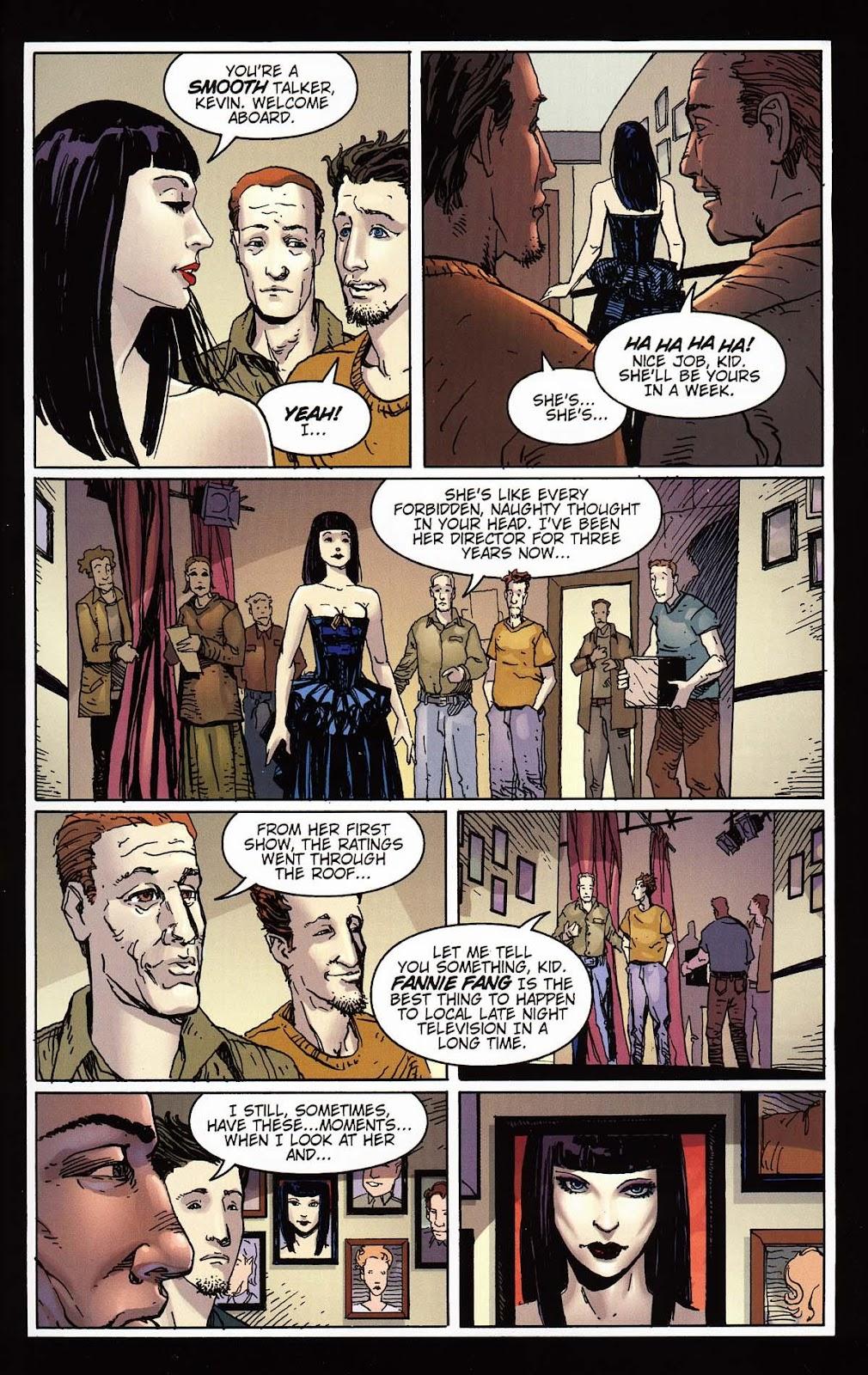 Read online Vampire the Masquerade comic -  Issue # Toreador - 13