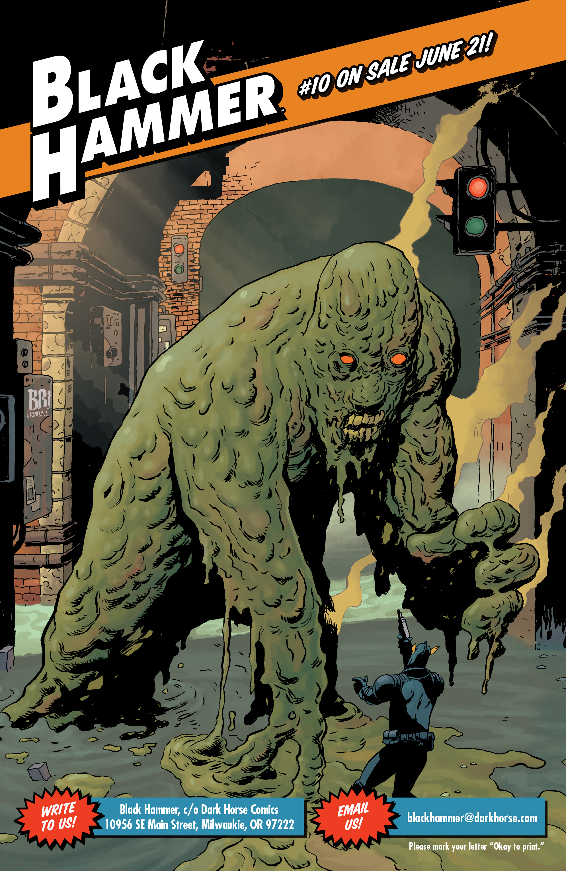 Read online Black Hammer comic -  Issue #9 - 25