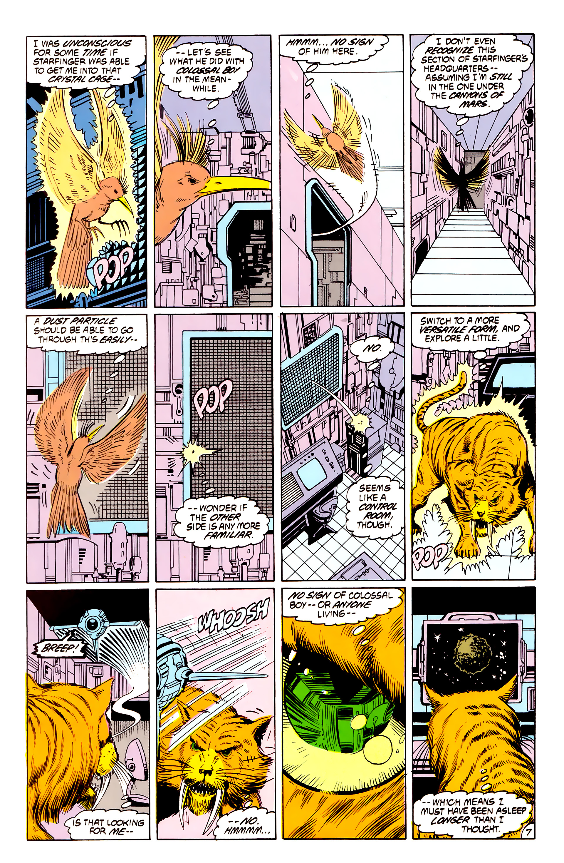 Legion of Super-Heroes (1984) _Annual_4 Page 7