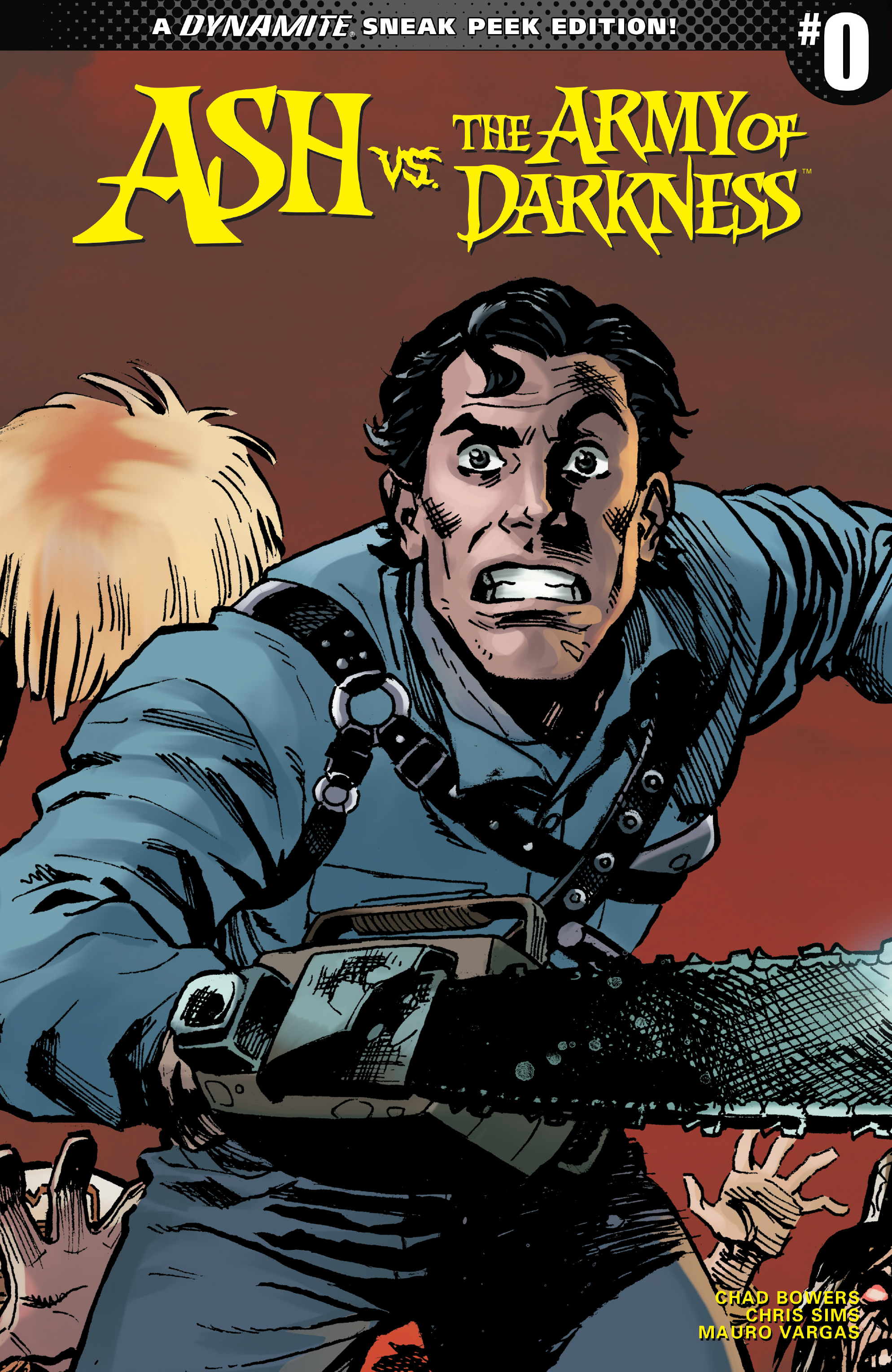 Read online Ash Vs. The Army of Darkness comic -  Issue #0 - 2