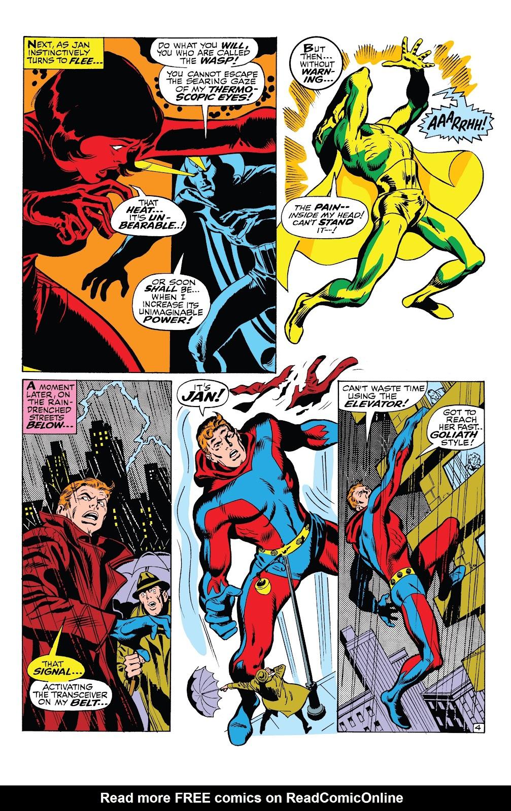 Read online Marvel Tales: Avengers comic -  Issue # Full - 30