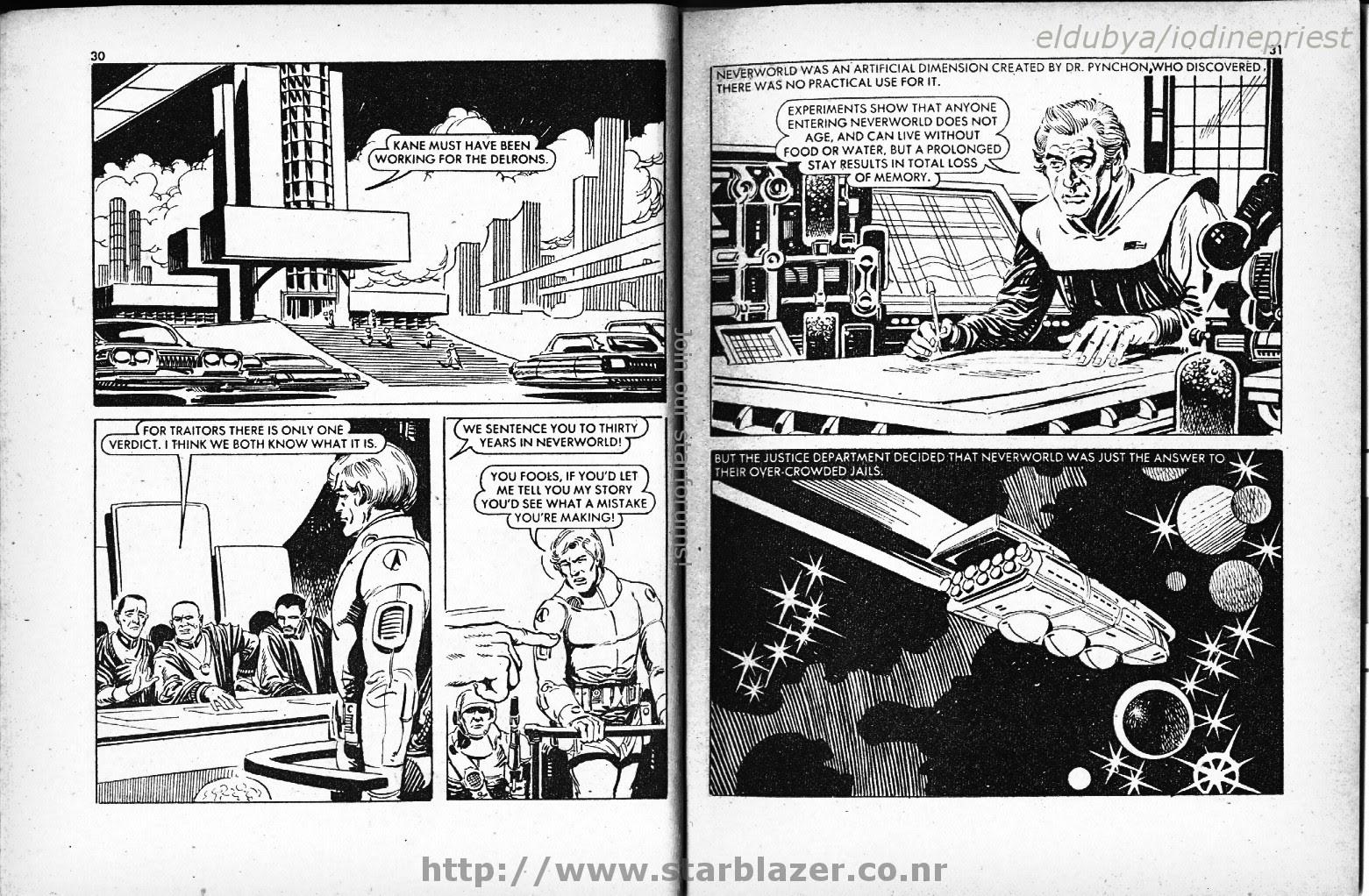 Starblazer issue 65 - Page 17